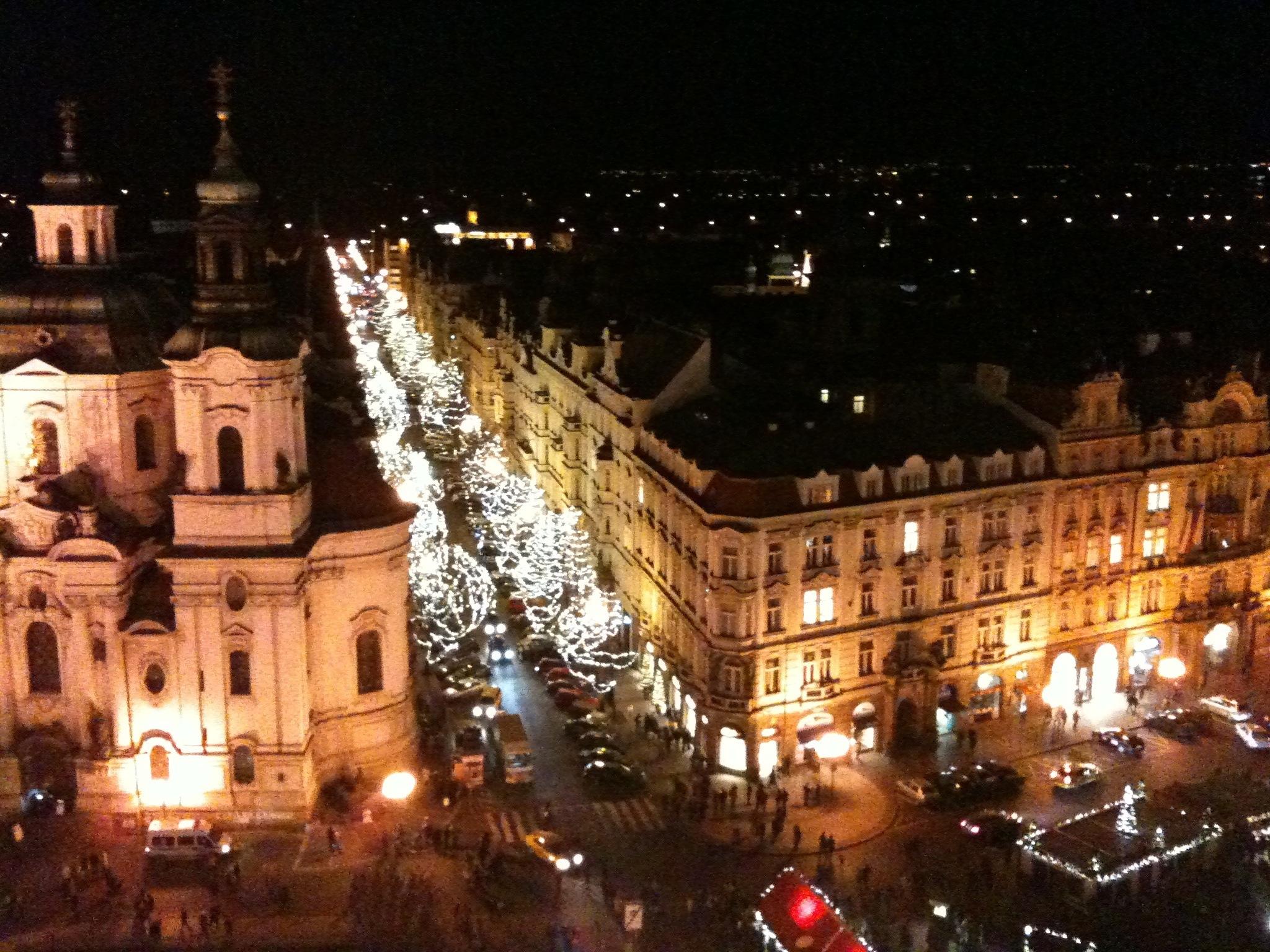 Dove fare il Cenone di Capodanno a Praga