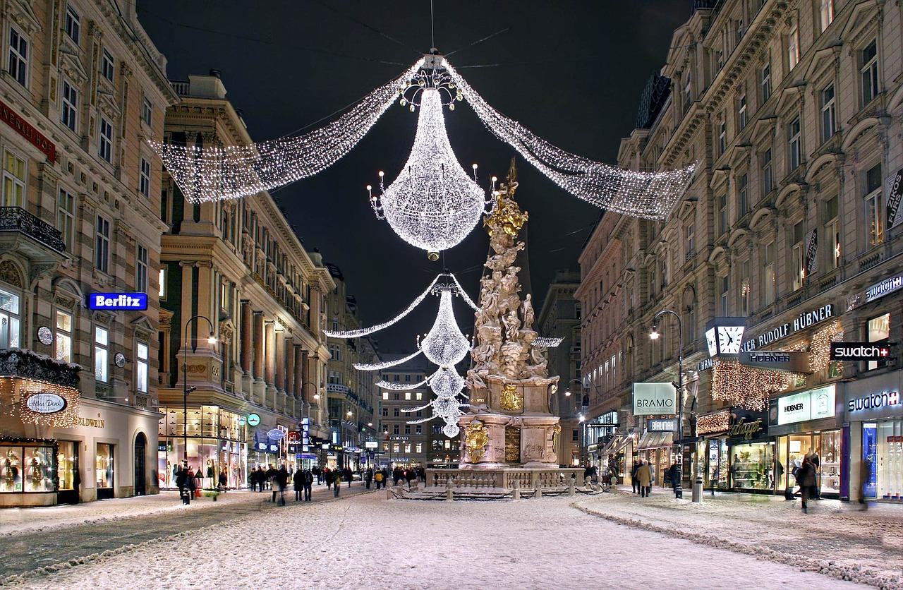 Europa a Natale dove andare