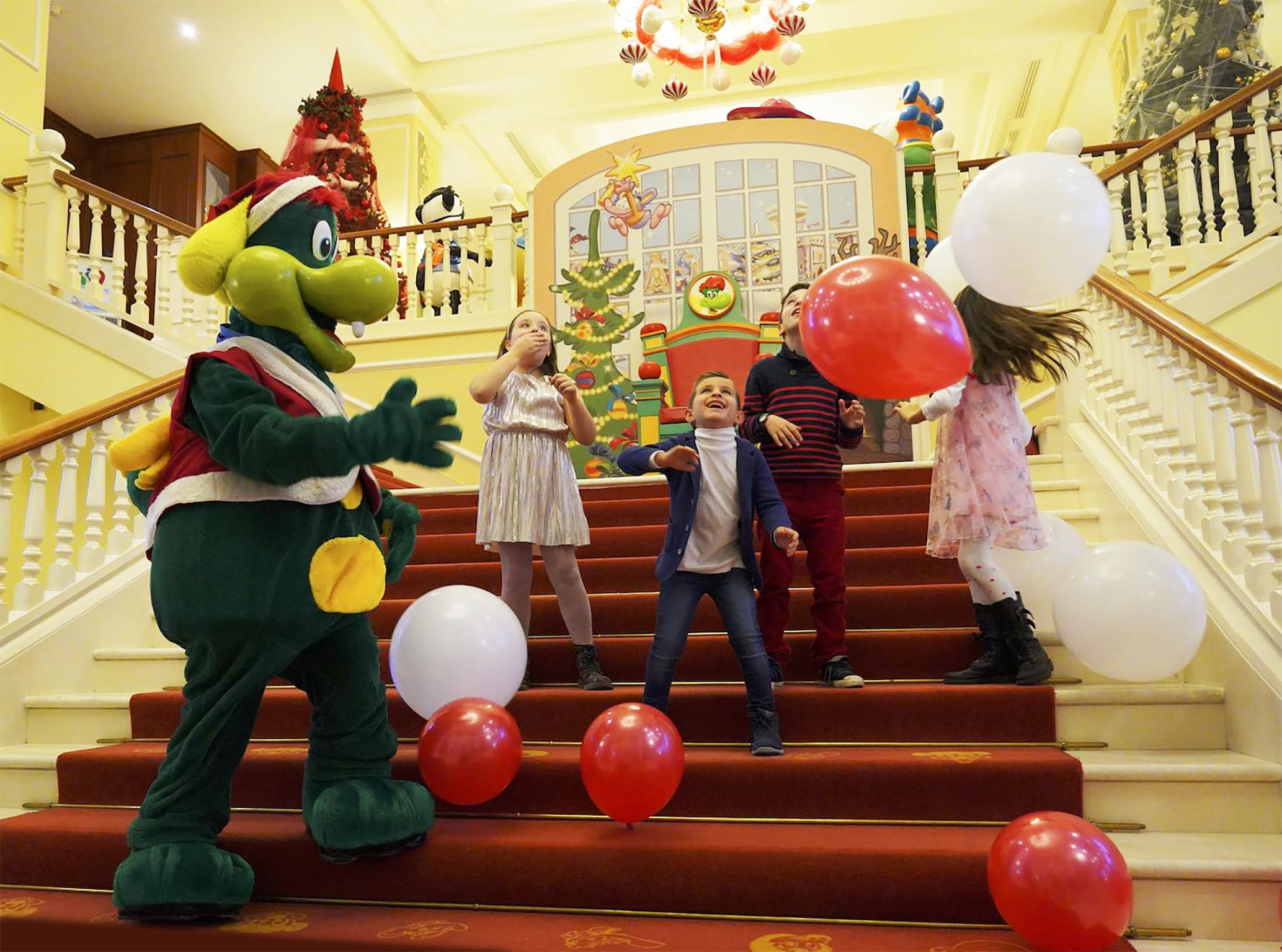 Gardaland hotel per il Capodanno 2020: tutto il programma