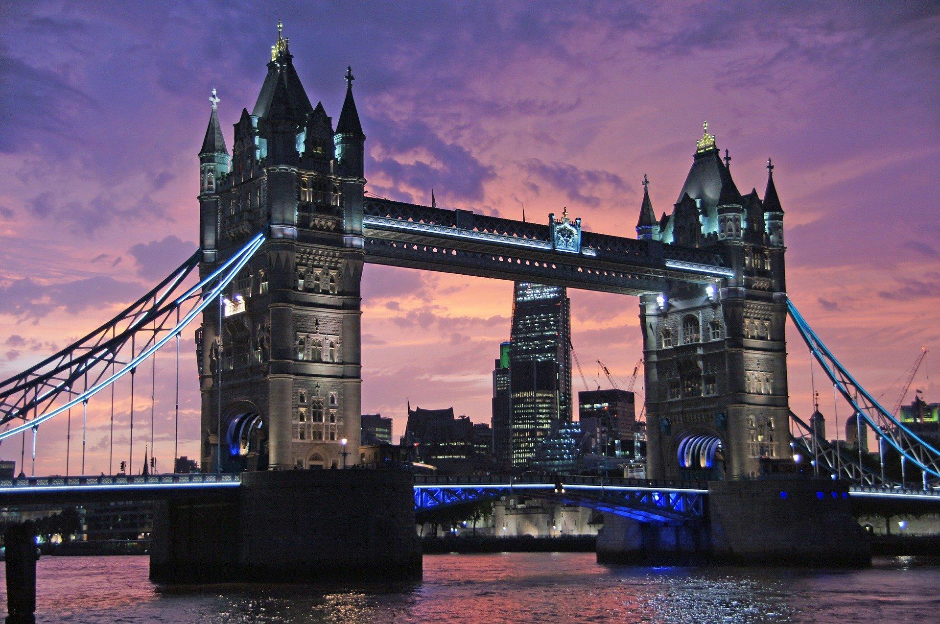 Viaggi organizzati di gruppo a Londra: