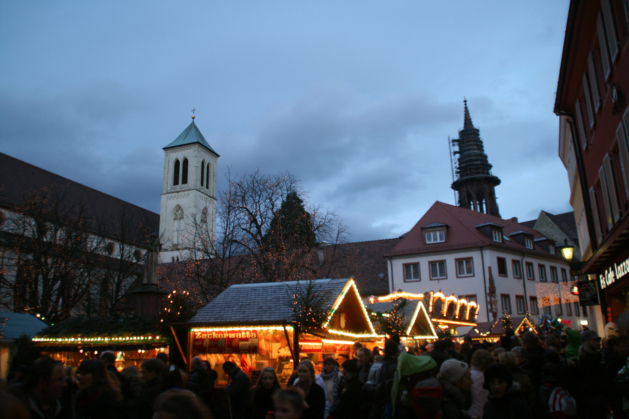 Mercatini di Natale a friburgo