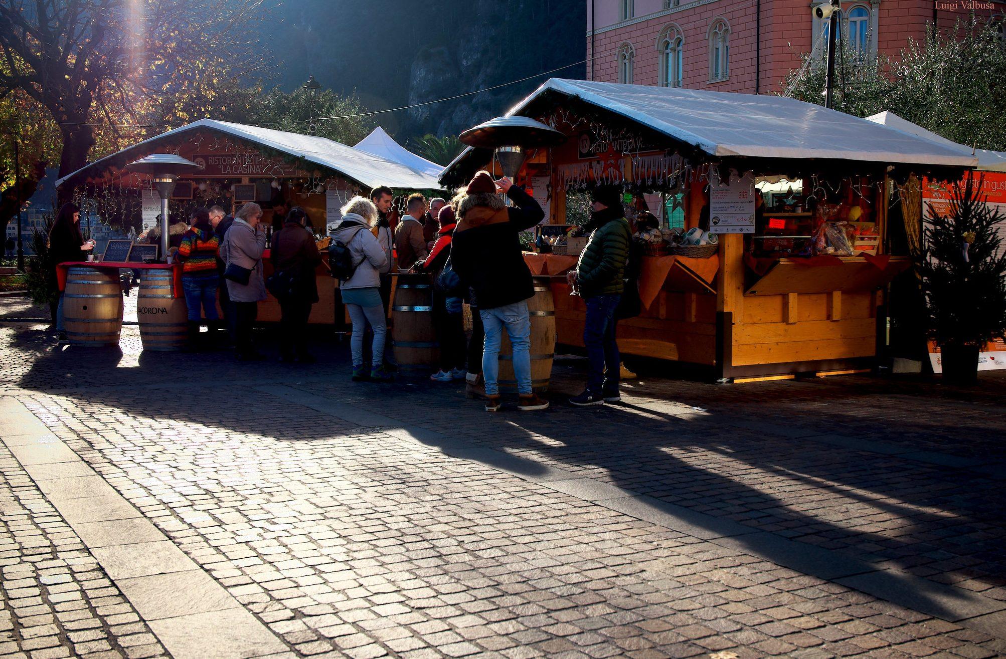 mercatini di natale di canale di tenno