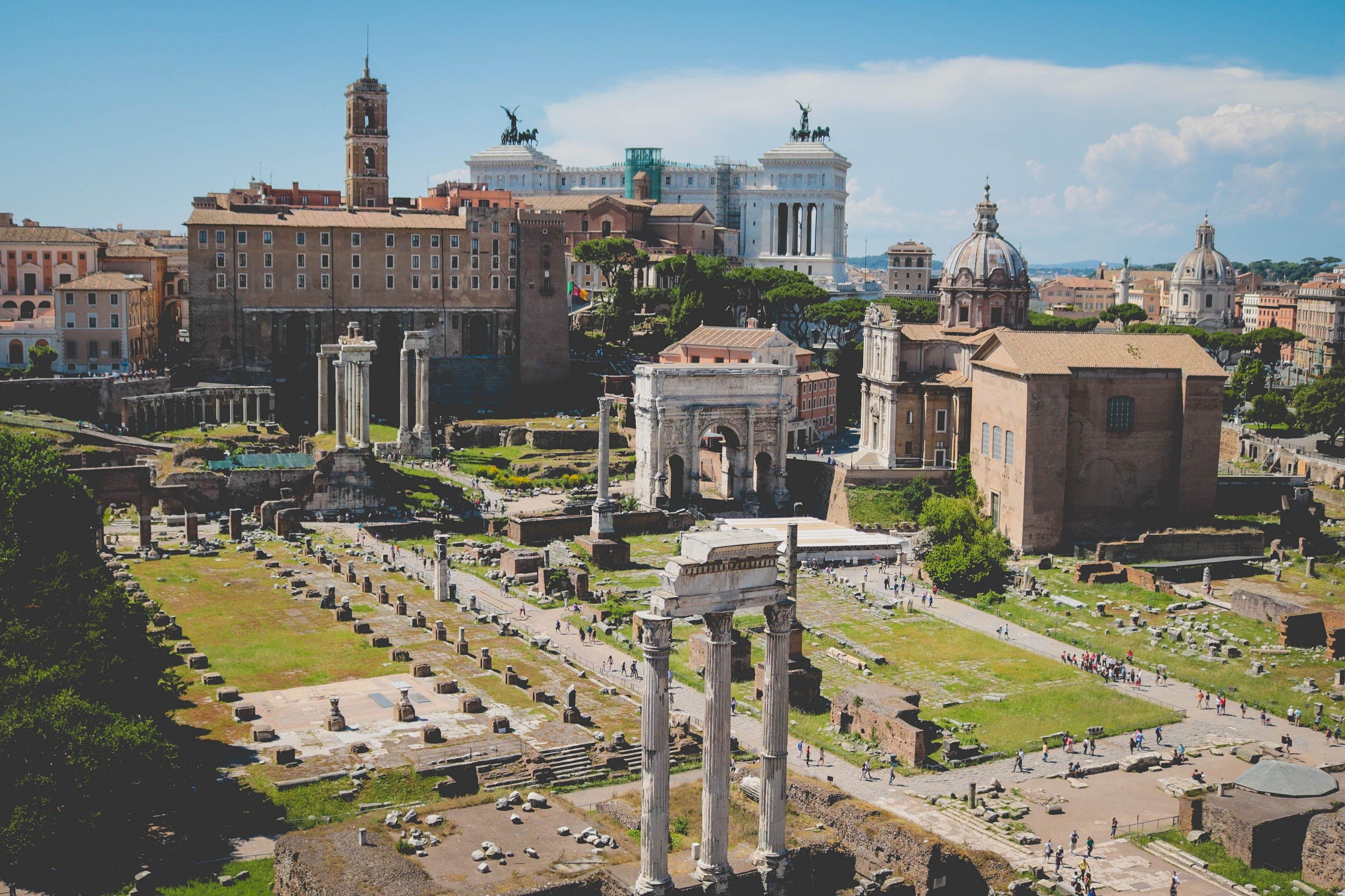 Pasquetta 2020 a Roma