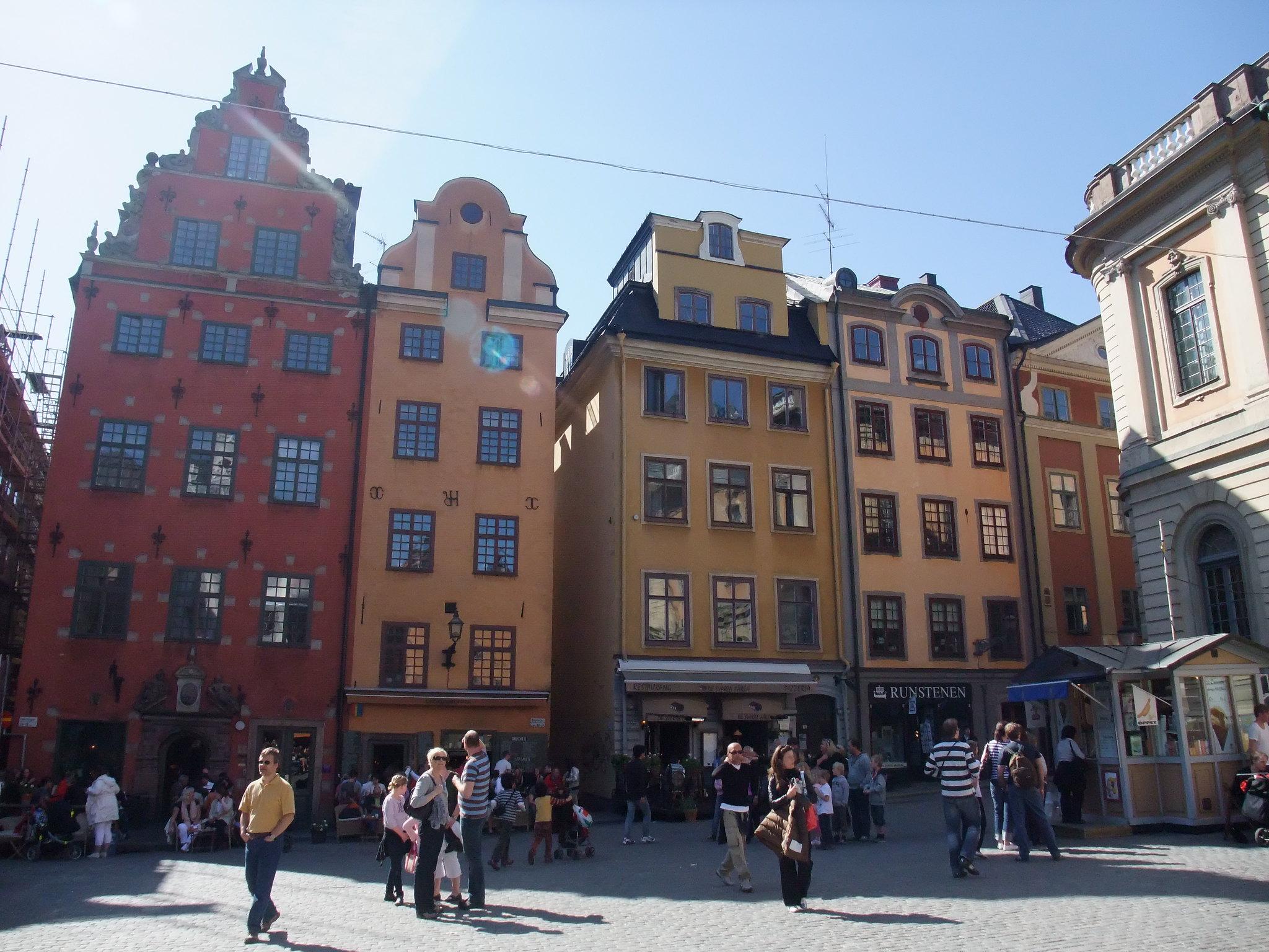 piazza Stortorget
