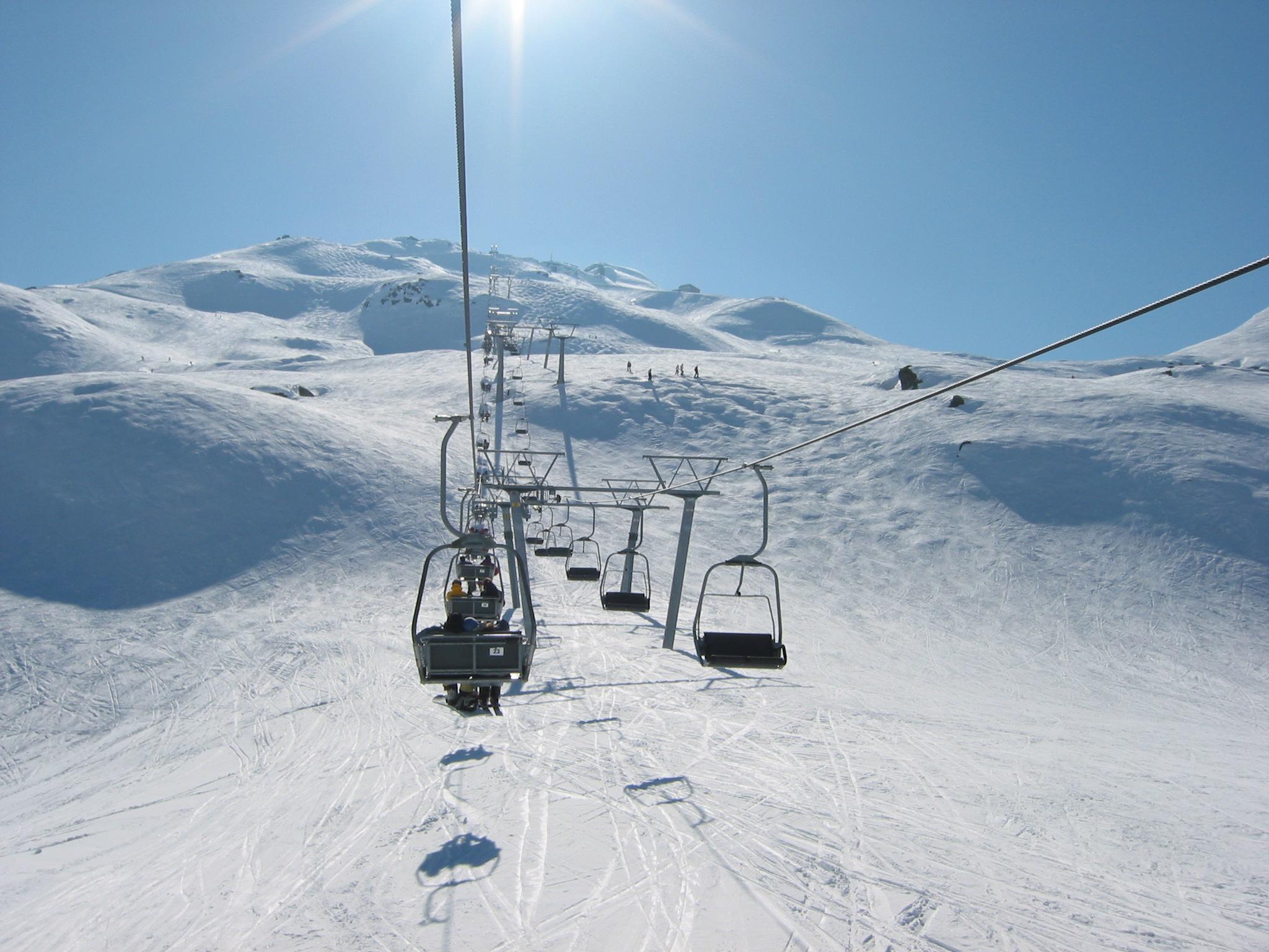 piste da sci madesimo