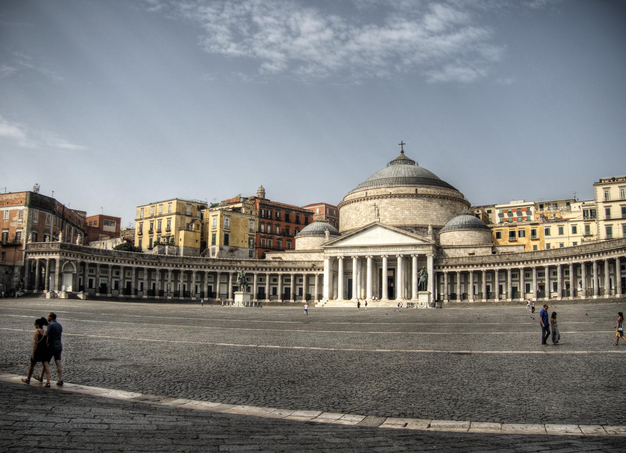 Pranzo della Befana a Napoli