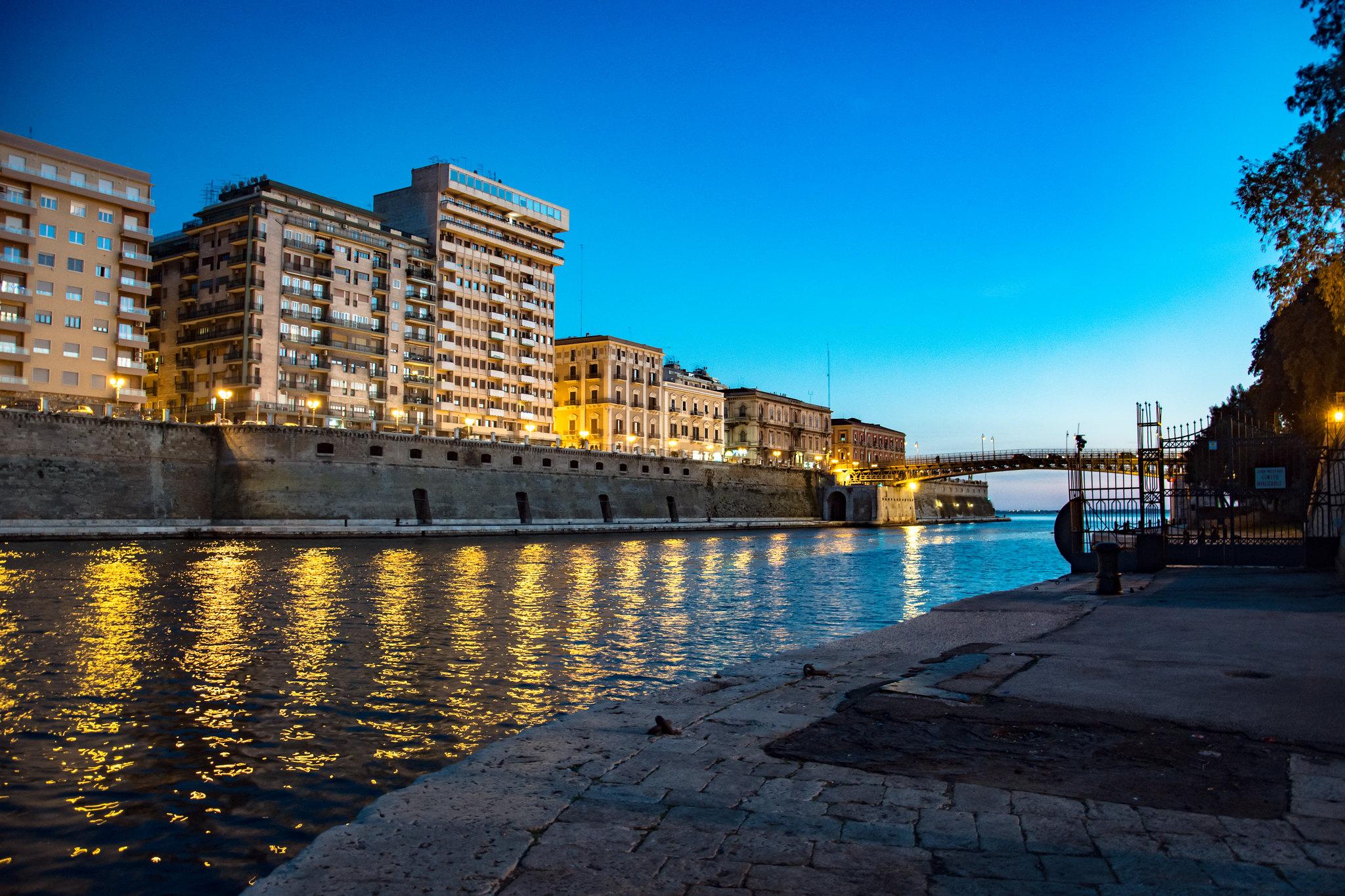 Pranzo di Natale Taranto e provincia
