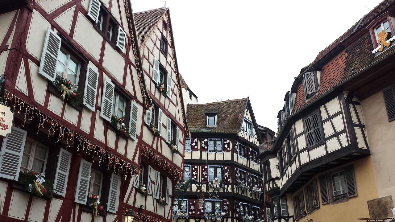 strasburgo a natale