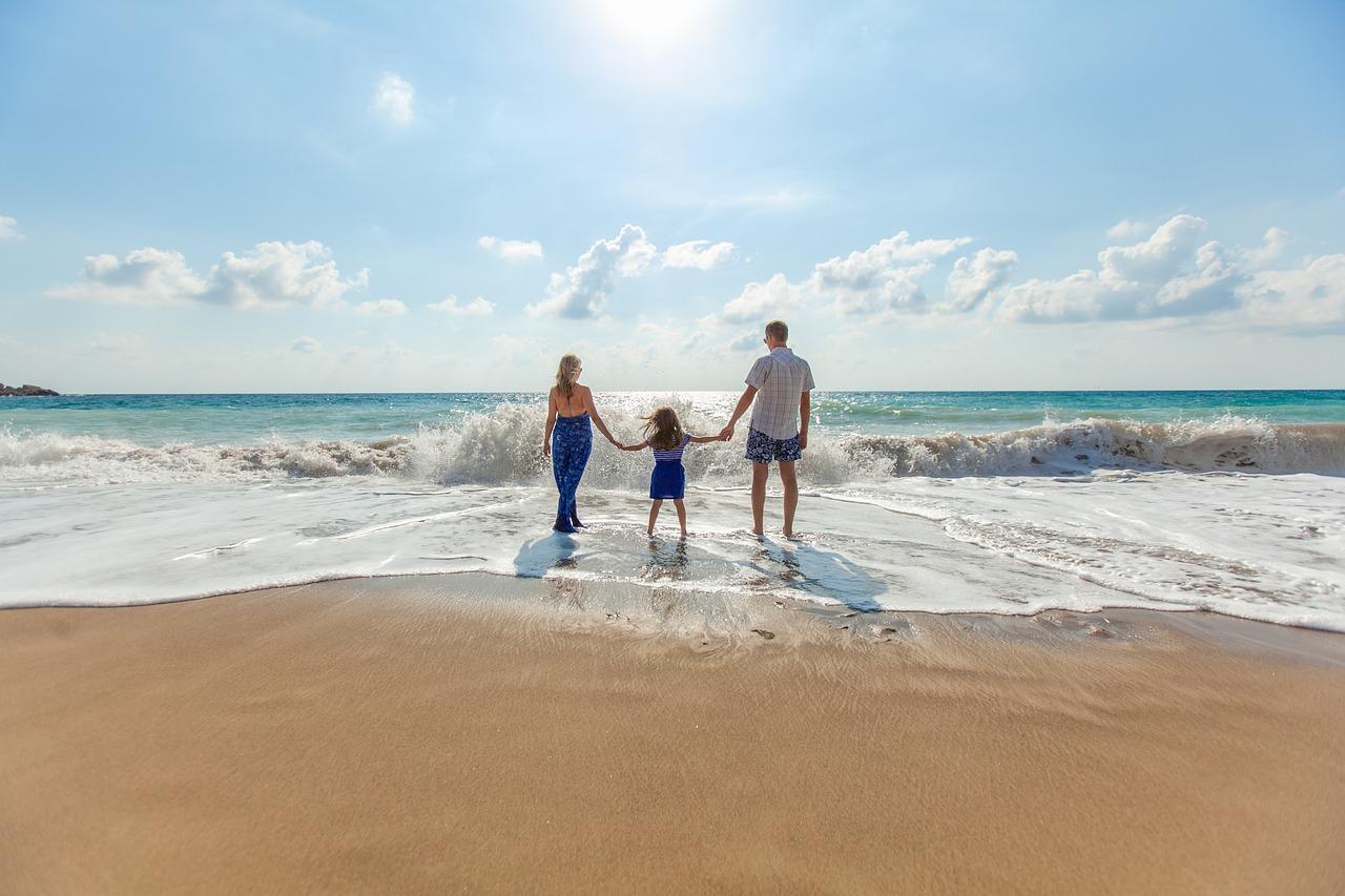 Vacanze al caldo a gennaio con i bambini