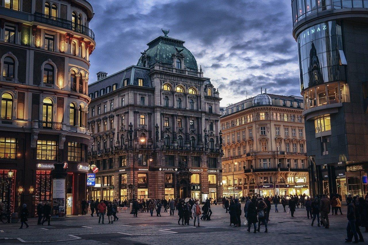 Pranzo di Natale a Vienna: