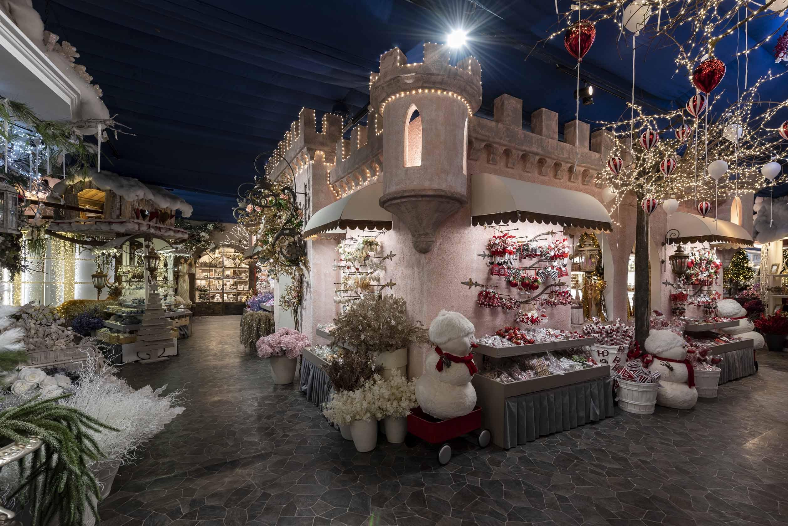 Villaggio di Natale Flover a Bussolengo 2019