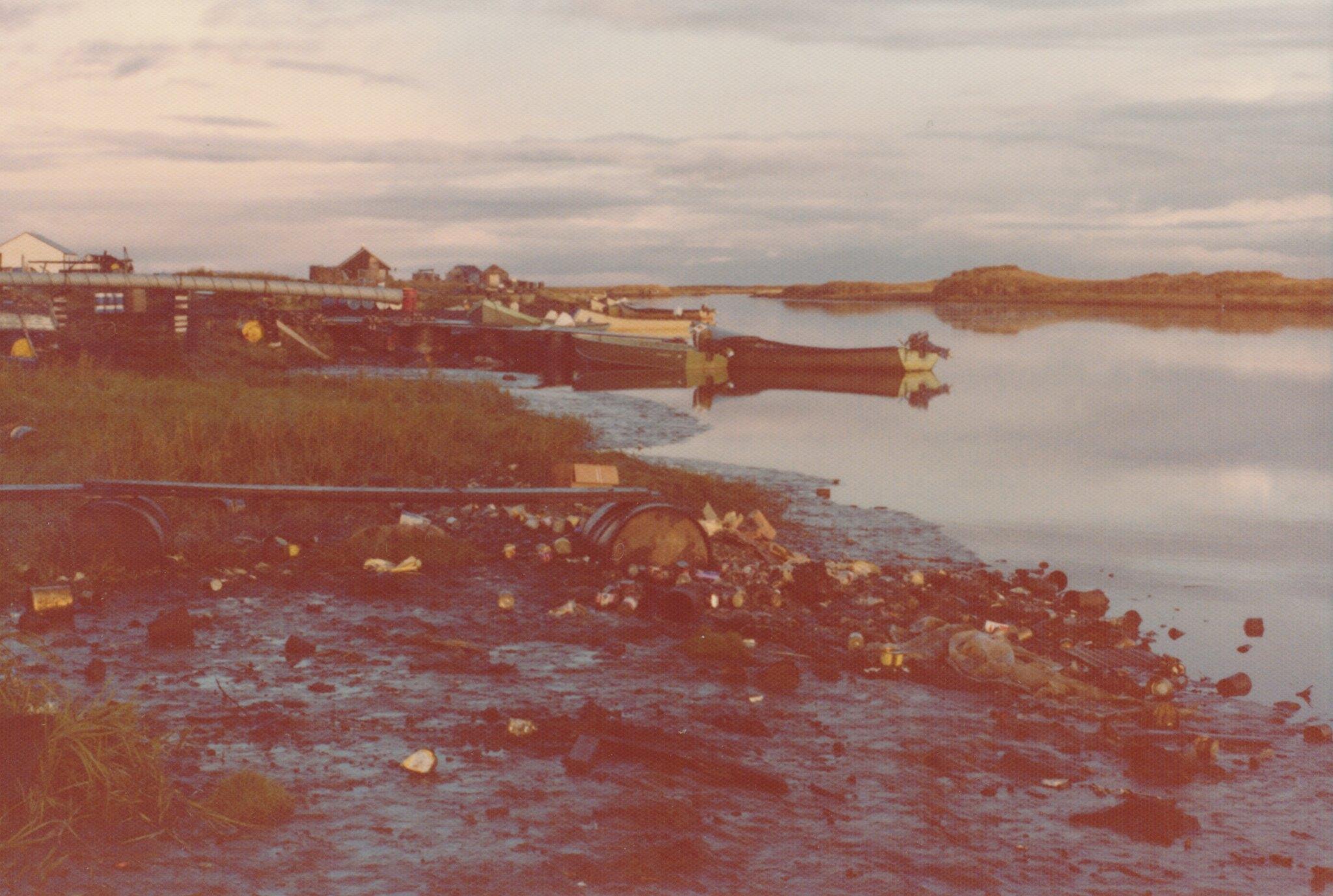 Villaggio eschimese cancellato dai cambiamenti climatici