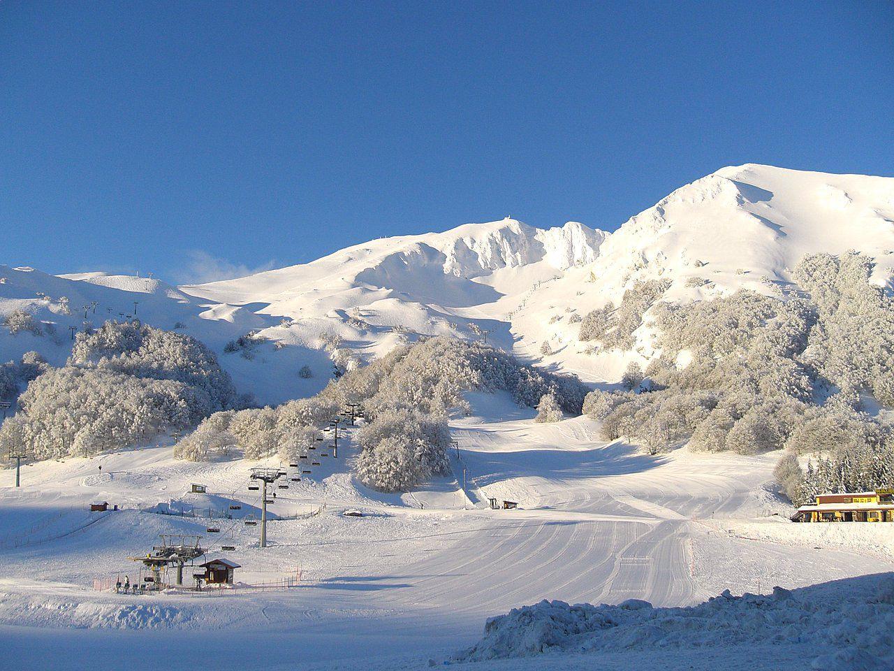 week end sulla neve a campitello matese
