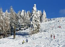 Week end sulla neve in Lombardia
