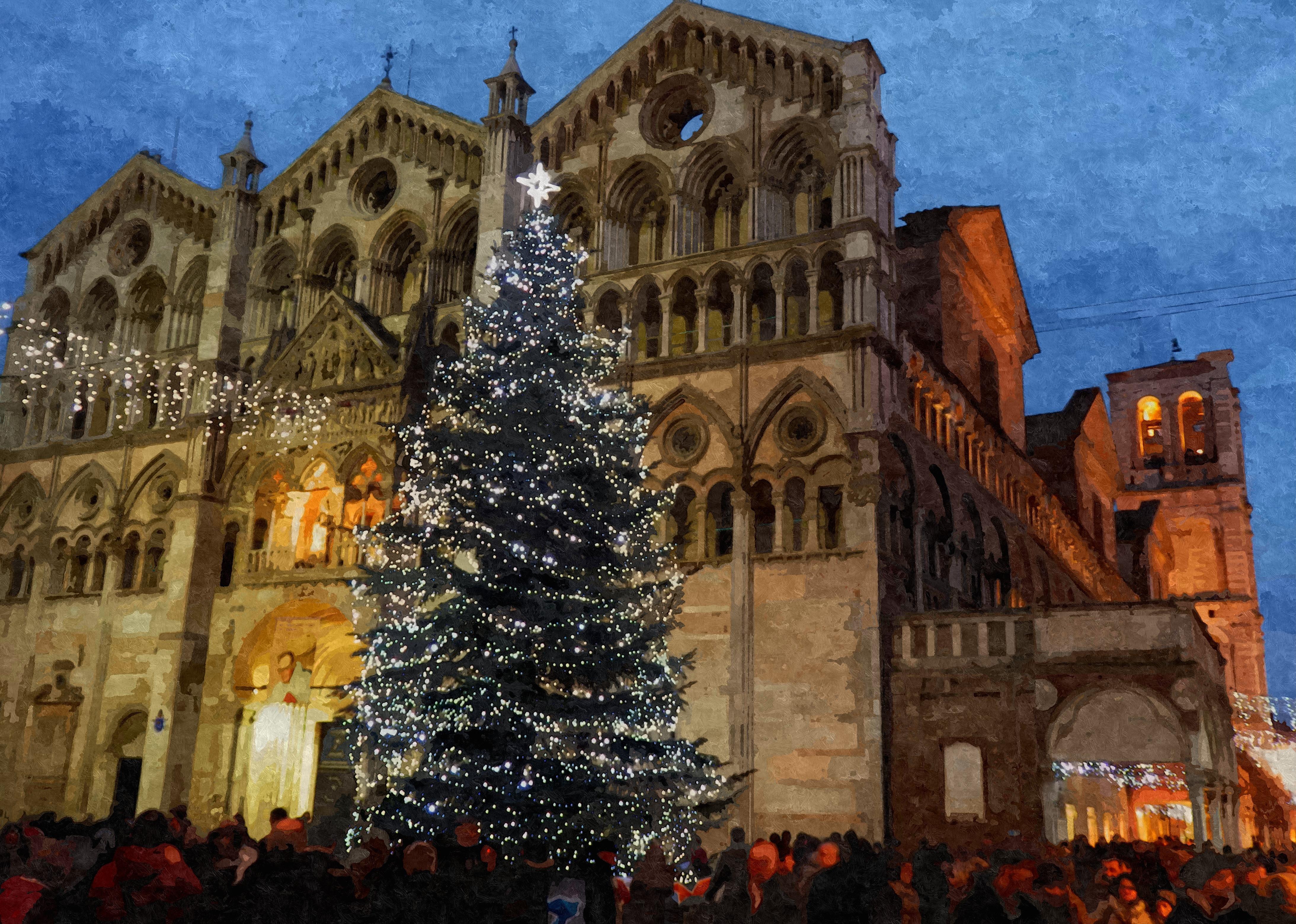 Mercatini di Natale Ferrara 2019