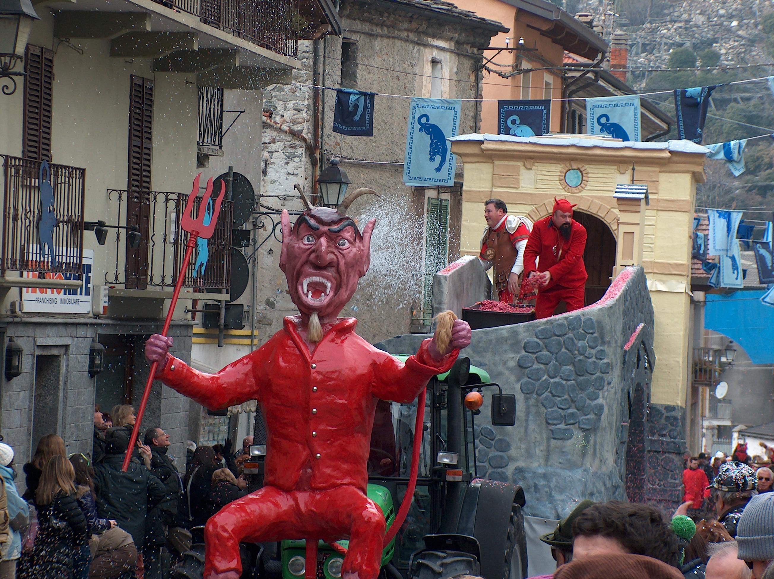 Carnevale Pont Saint Martin 2020