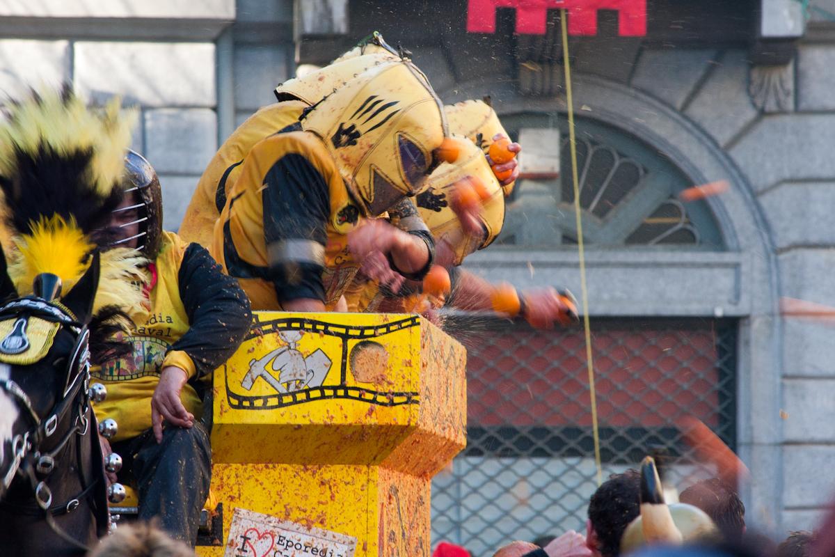 Carnevale di Ivrea 2020 date