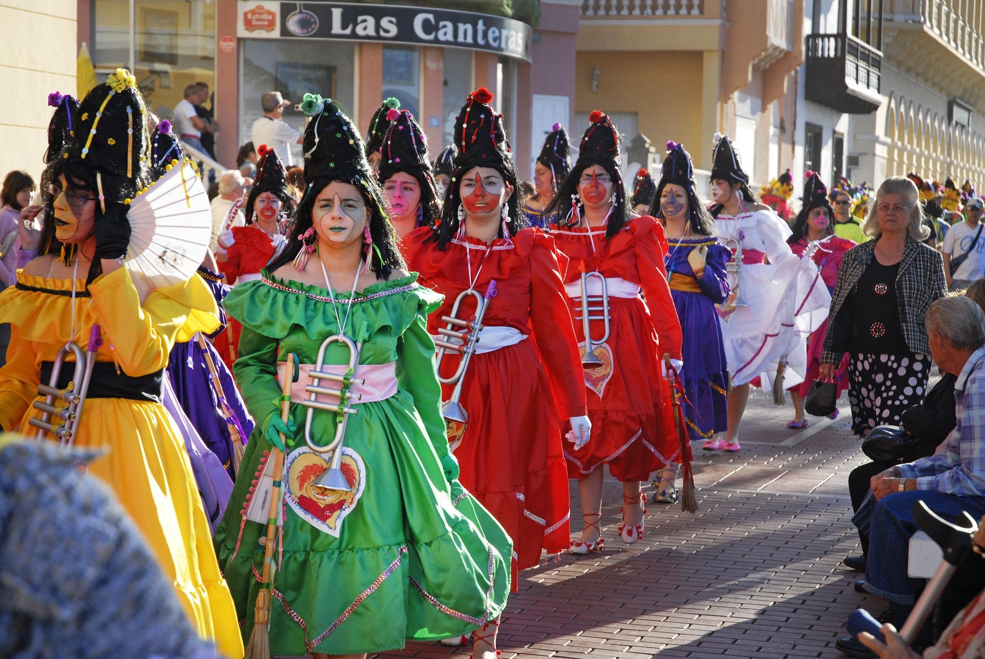 Carnevale Spagna 2020: