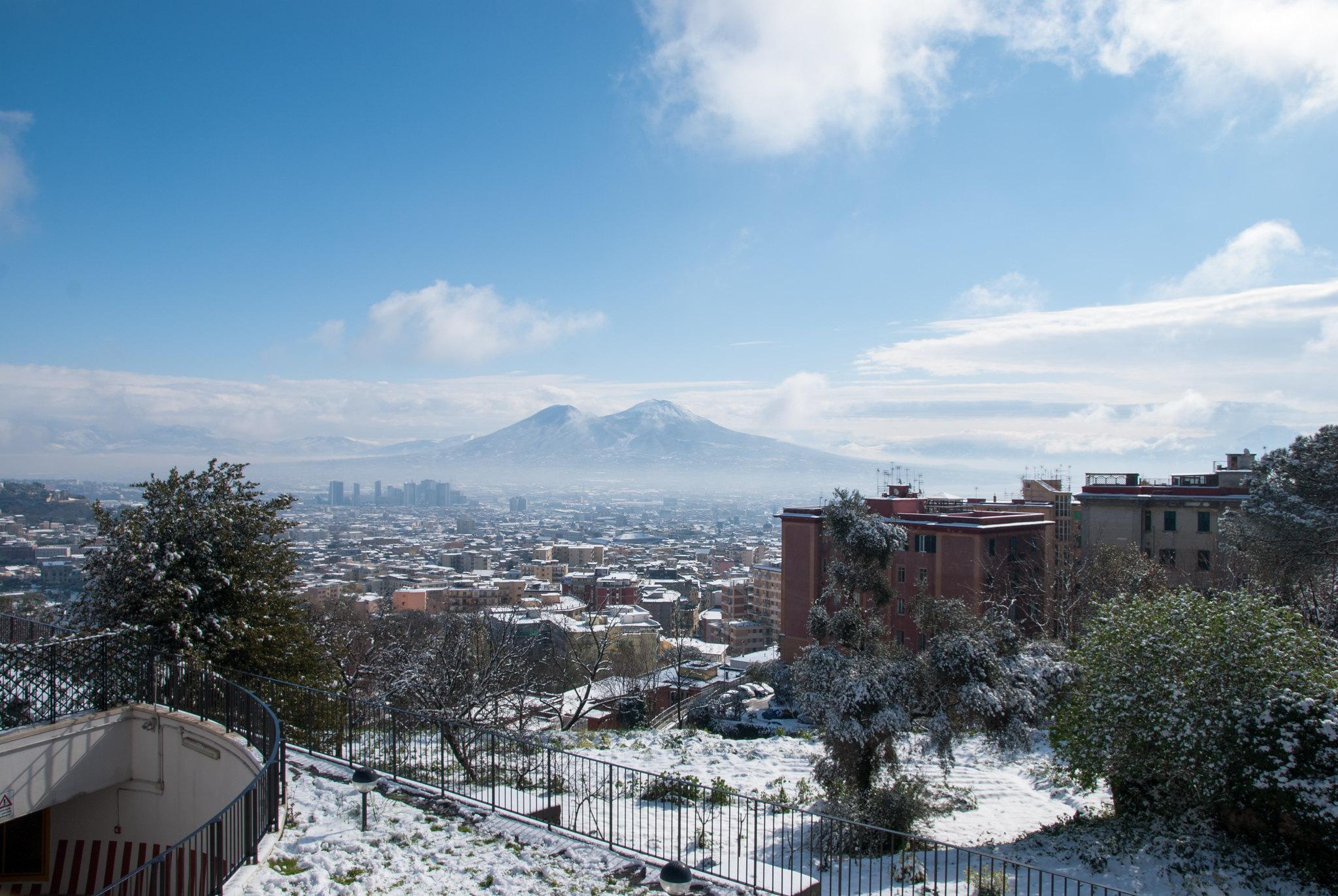 Cenone di Capodanno sulla neve in Campania