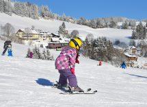 Piste da sci facili Valle d'Aosta