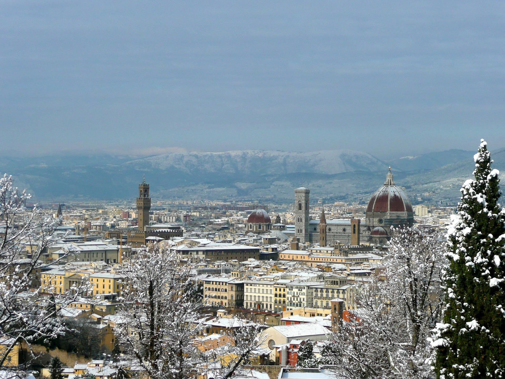 Mercatini di Natale a Firenze 2019