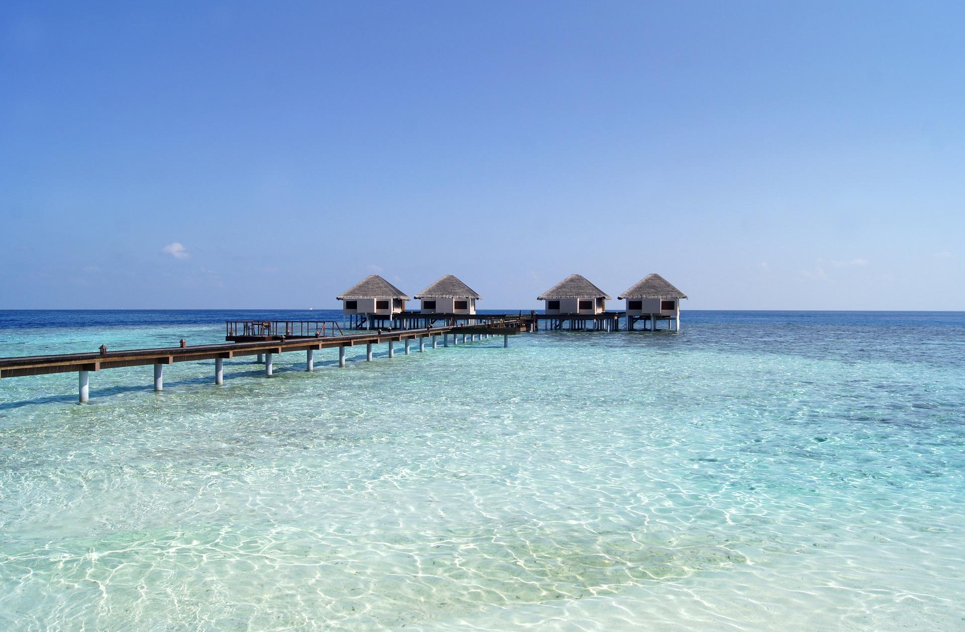 Aprile 2020 Maldive