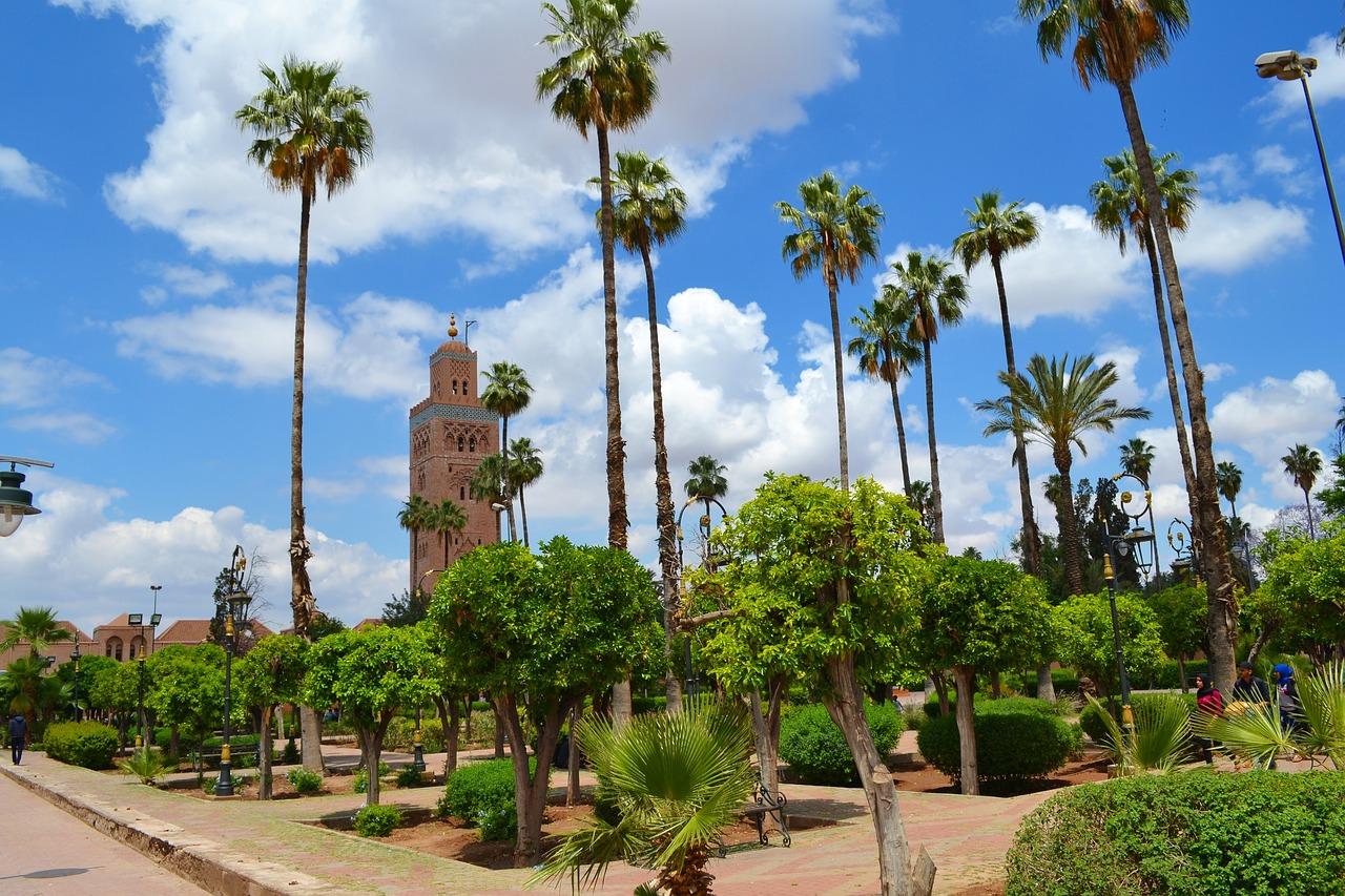 marrakech a febbraio