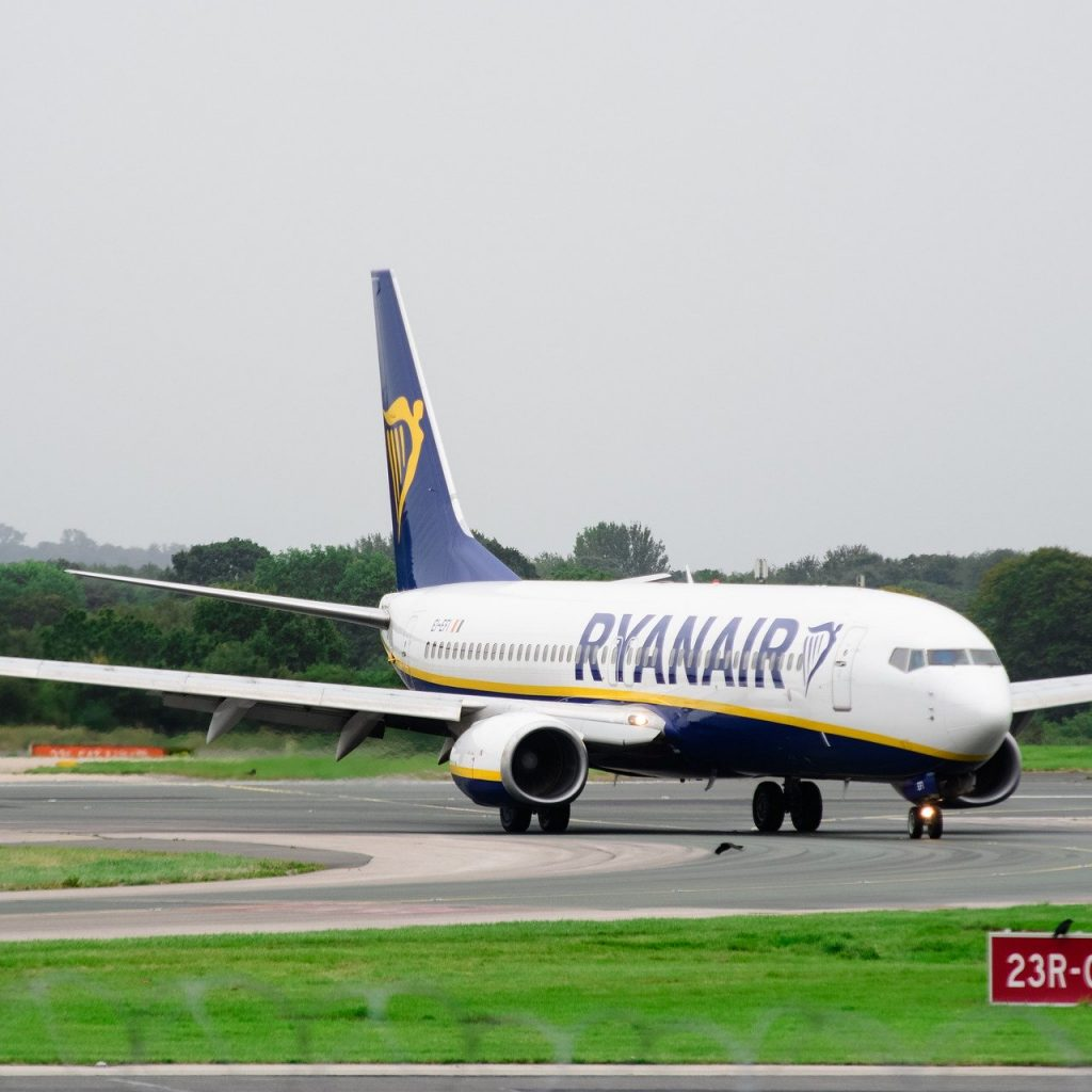 Ryanair Cyber Monday