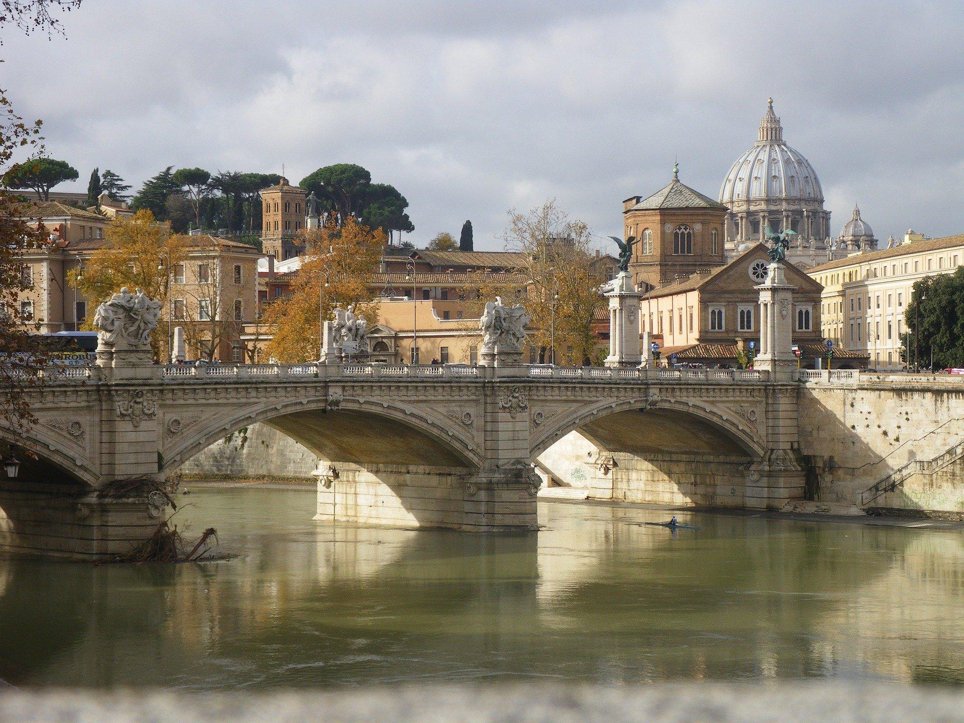 Pranzo del primo dell'anno a Roma