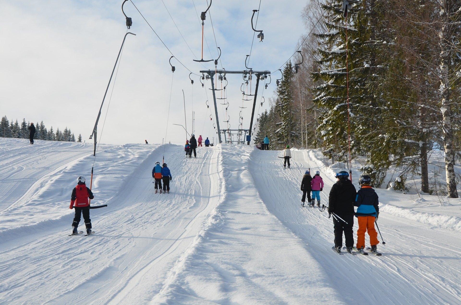 sono aperte le piste da sci a entracque