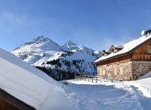 Piste da sci facili in Trentino