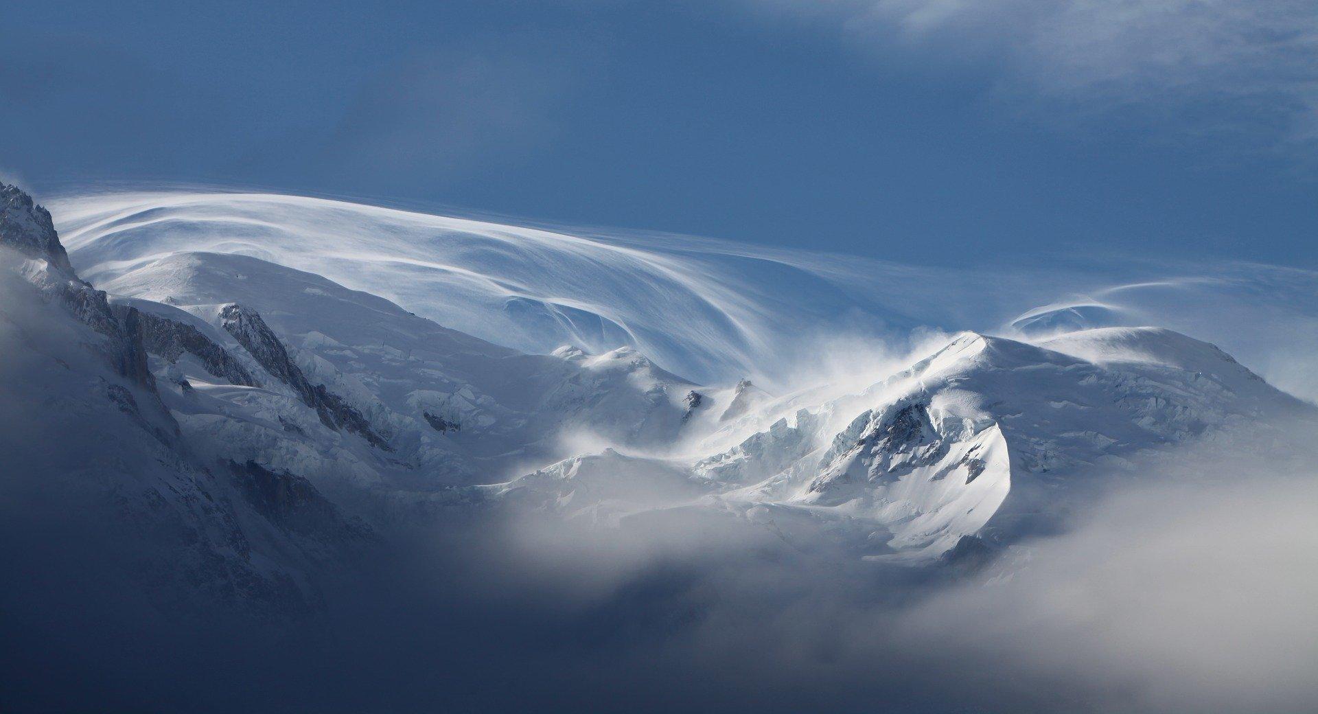 Piste da sci Chamonix