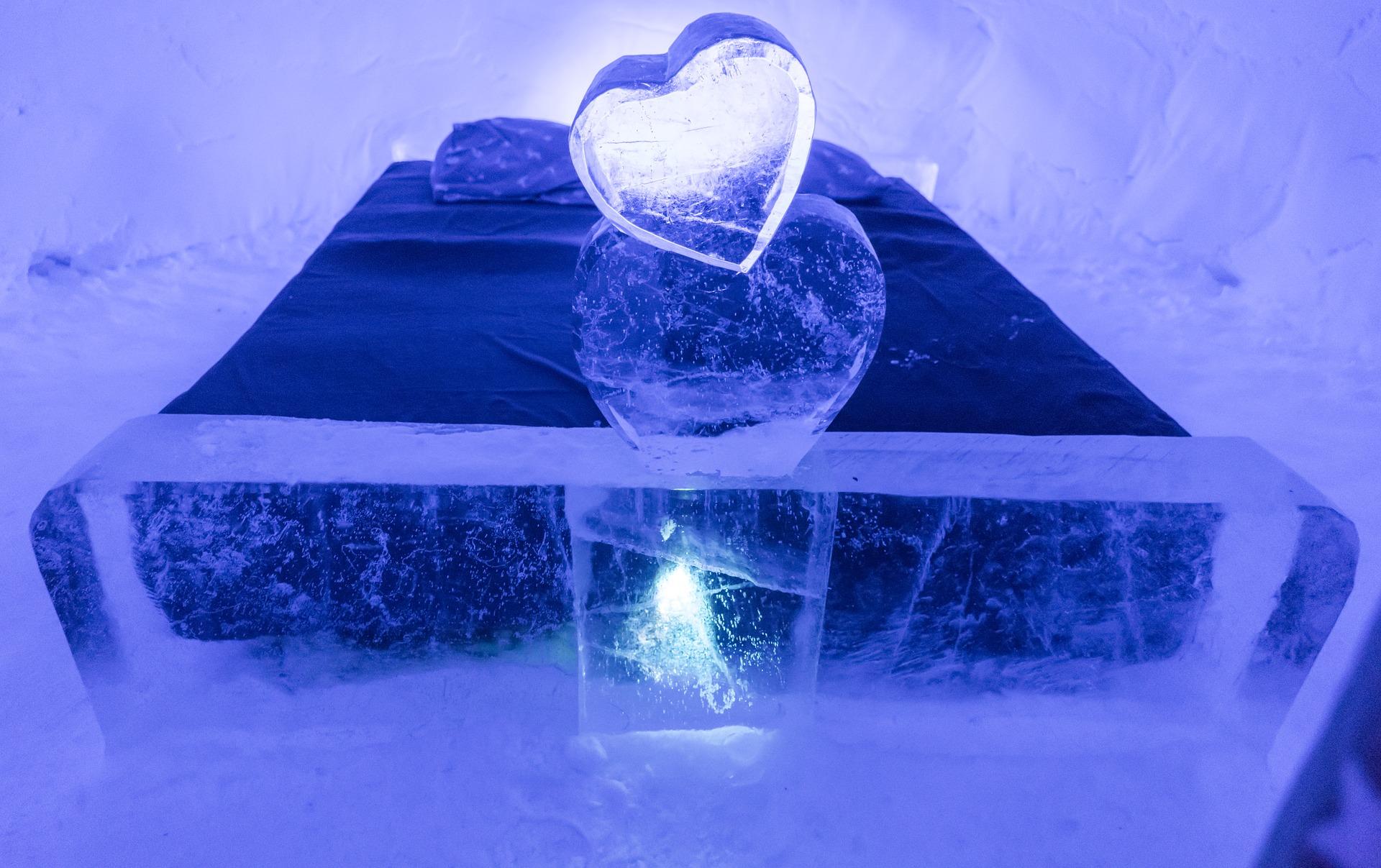 Albergo di ghiaccio Svezia prezzi