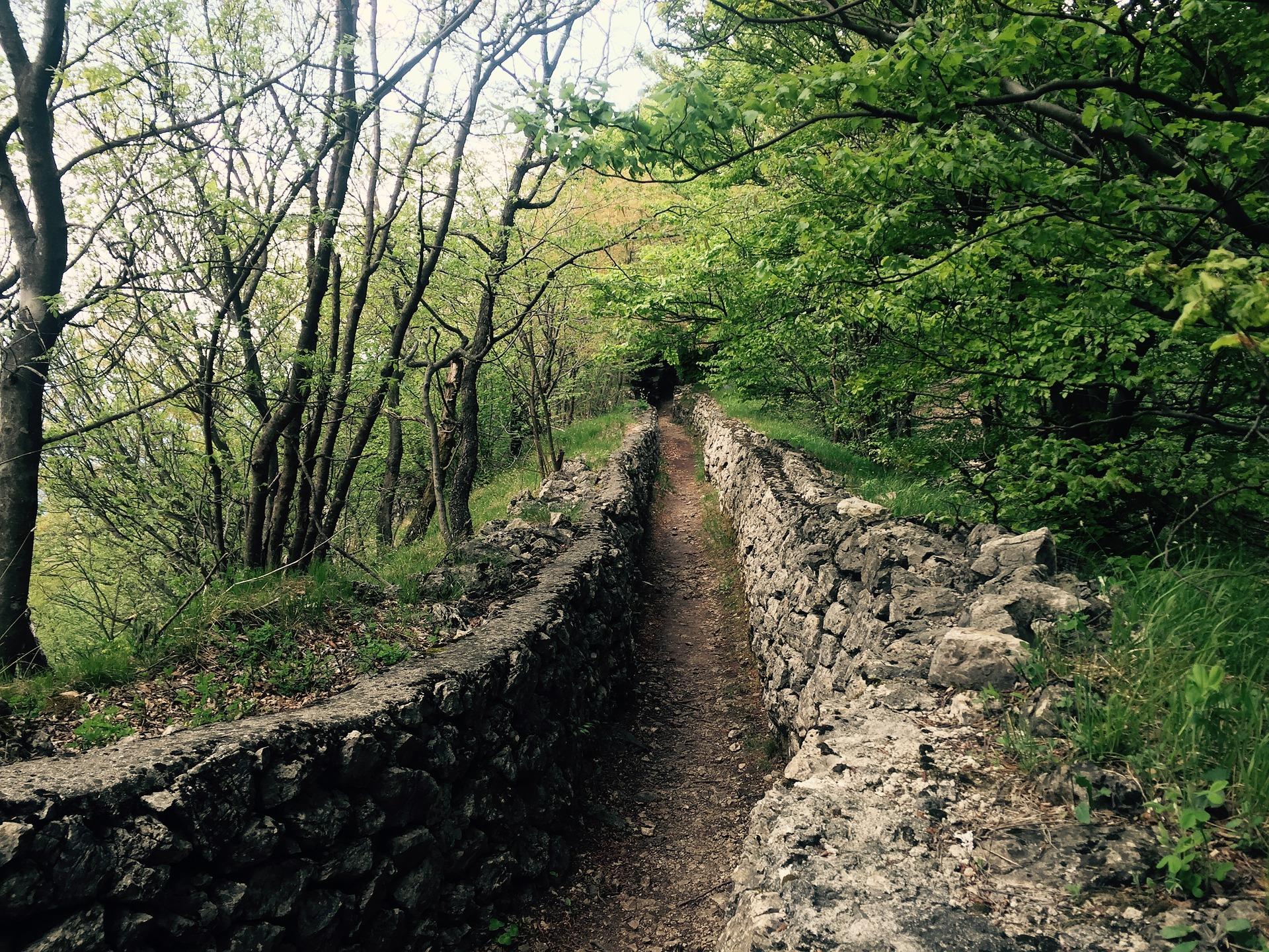 Cammino Sacro Monte Varese: