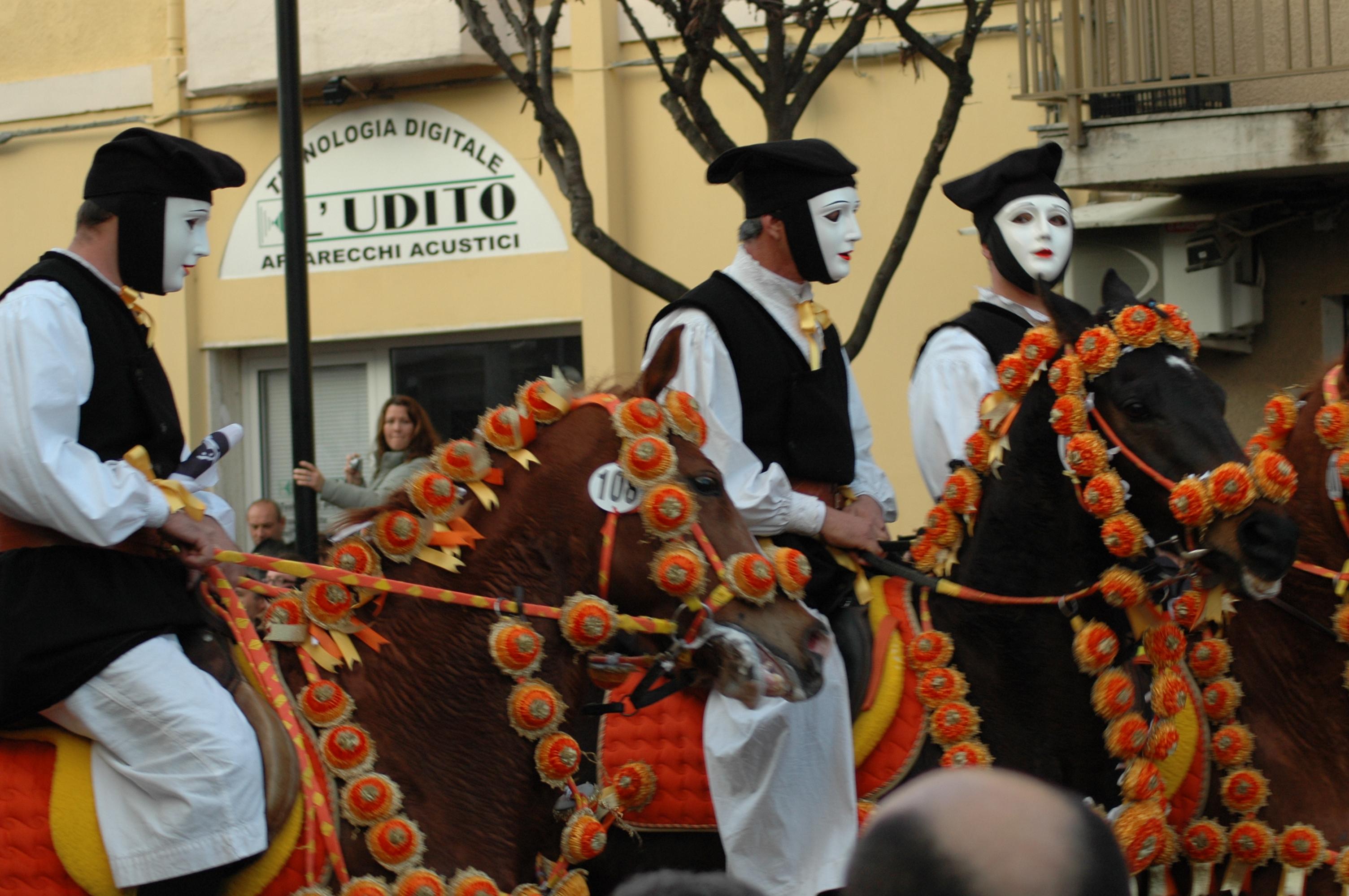 Carnevale Oristano 2020: