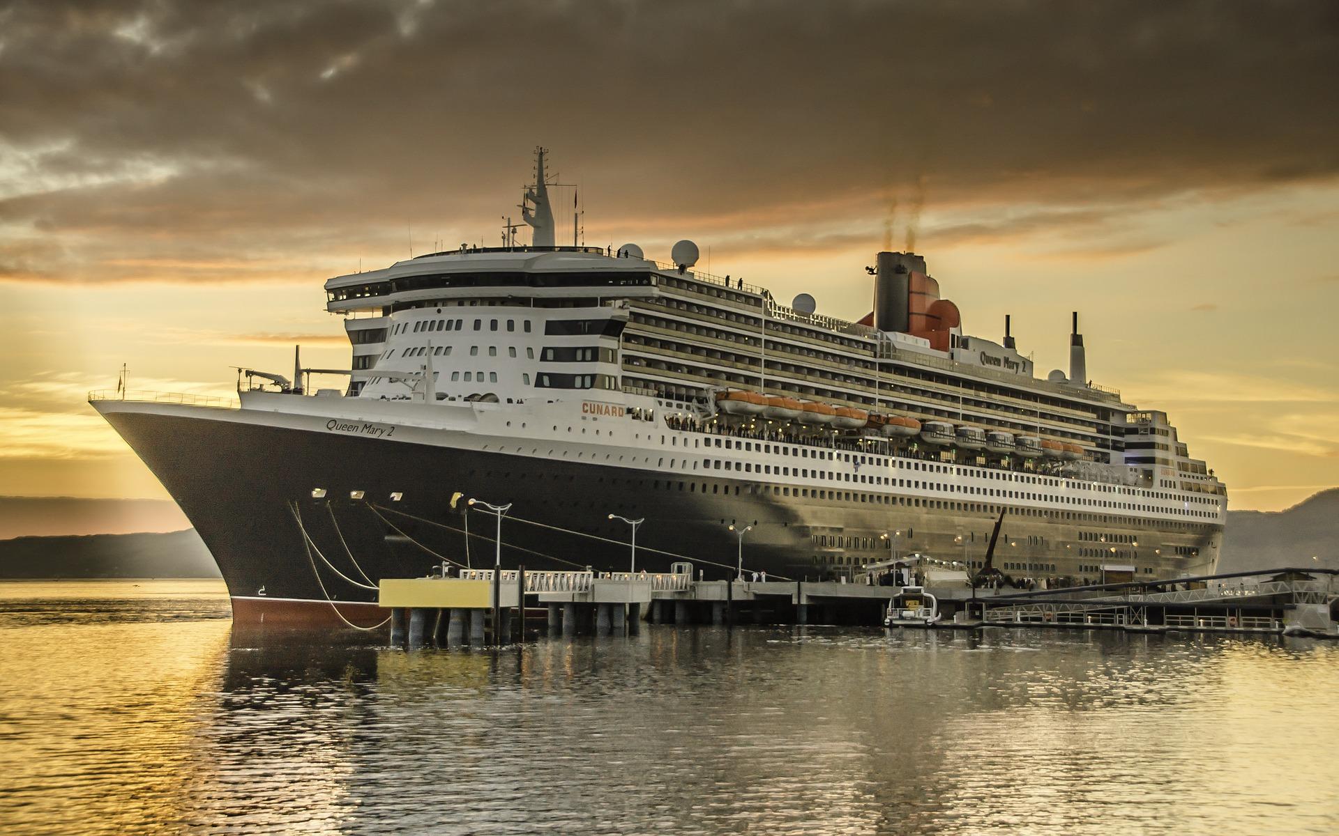 Nave da crociera Queen Mary 2