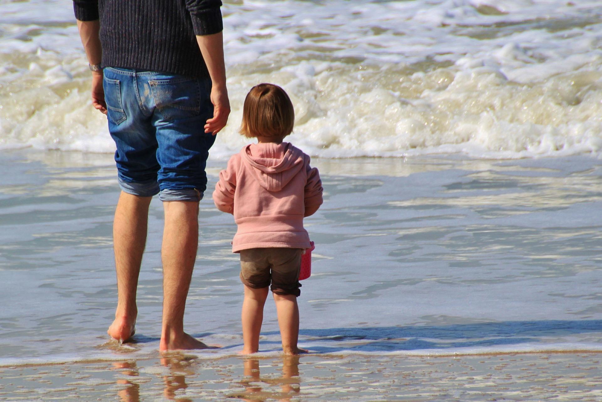 vacanze al mare ad aprile con bambini
