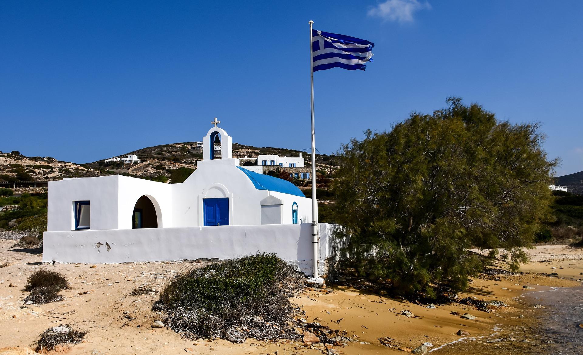 Antiparos, Grecia: come arrivare e spiagge: