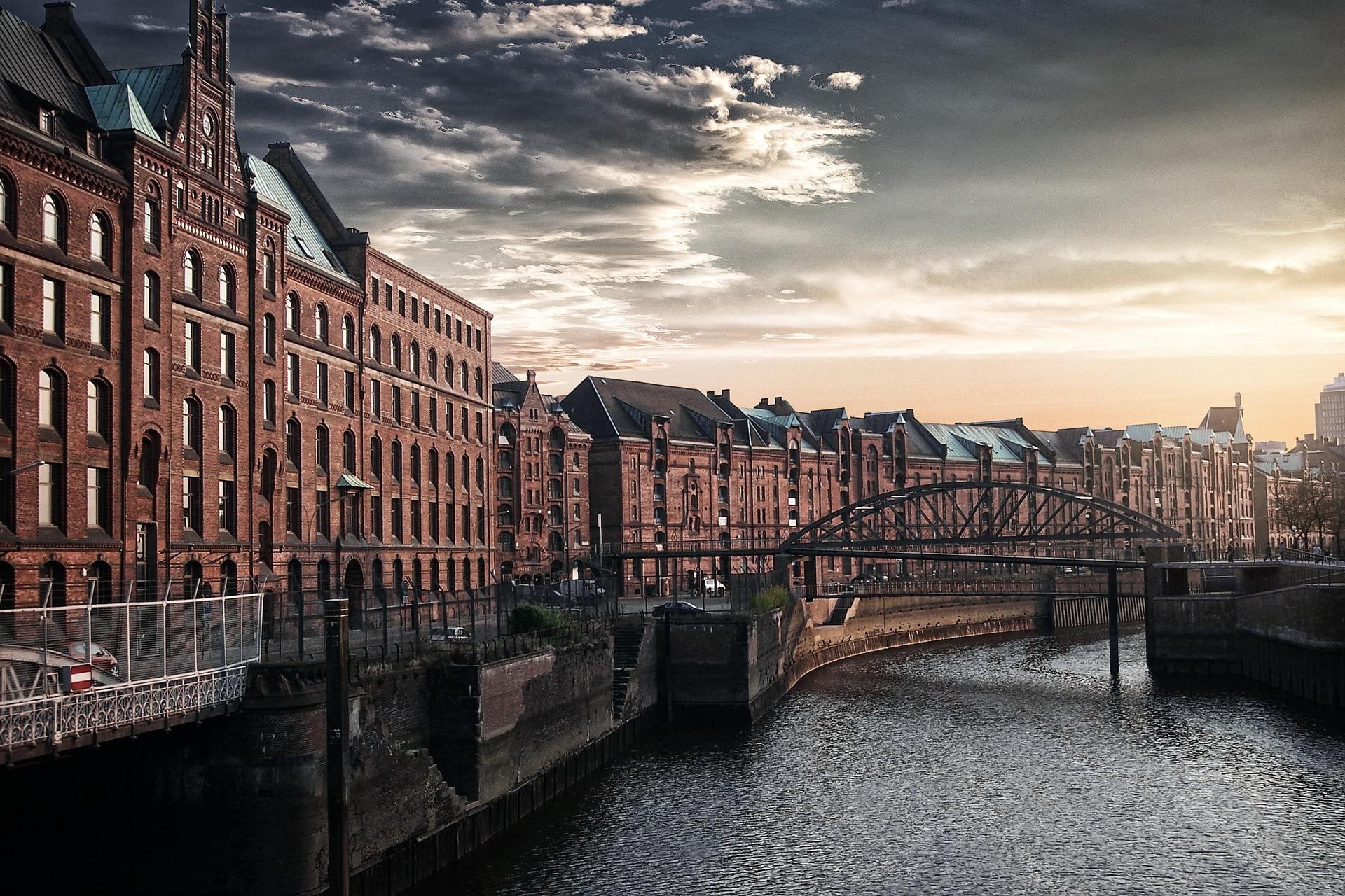 Amburgo, citta dei ponti