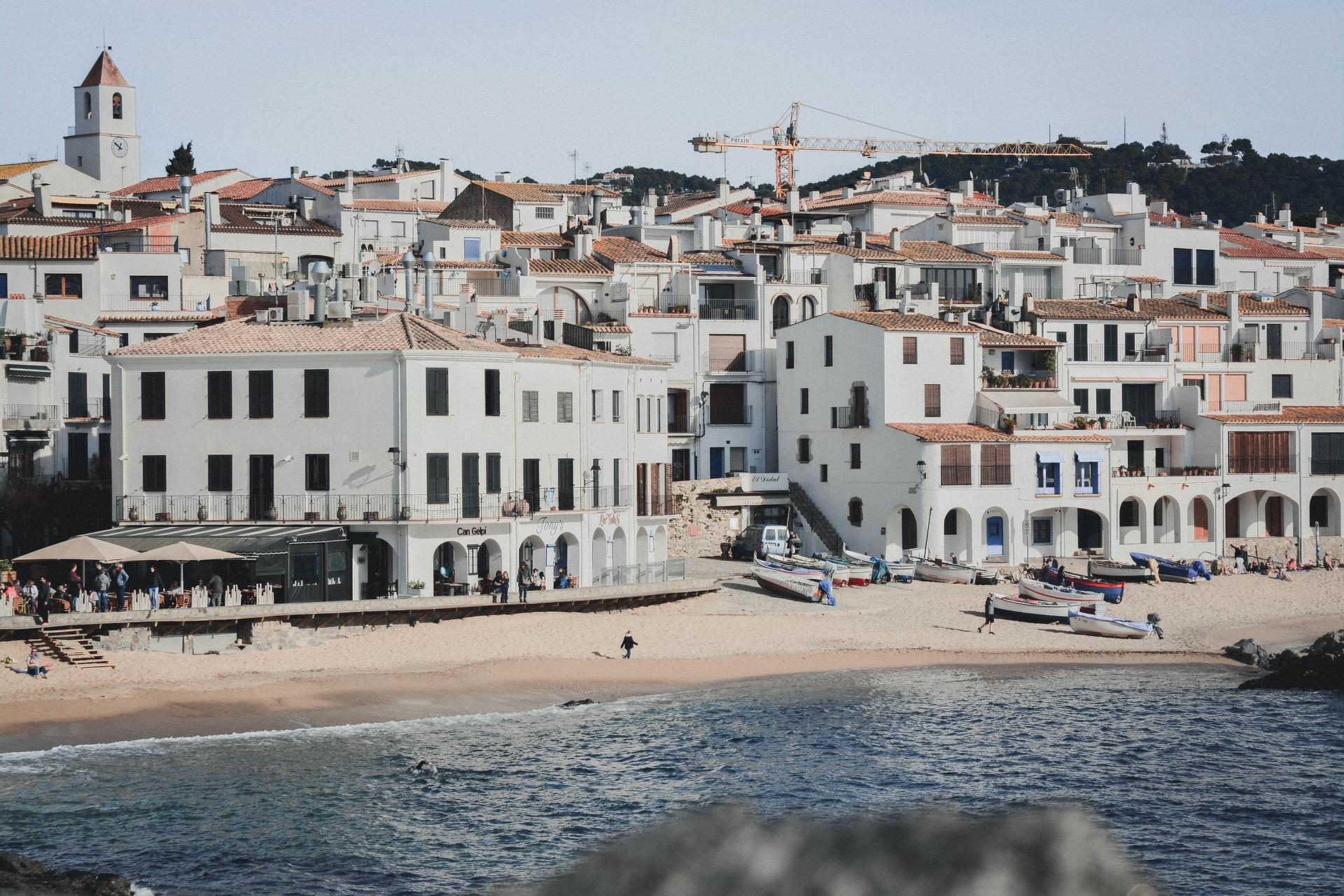 Borghi spagnoli sul mare