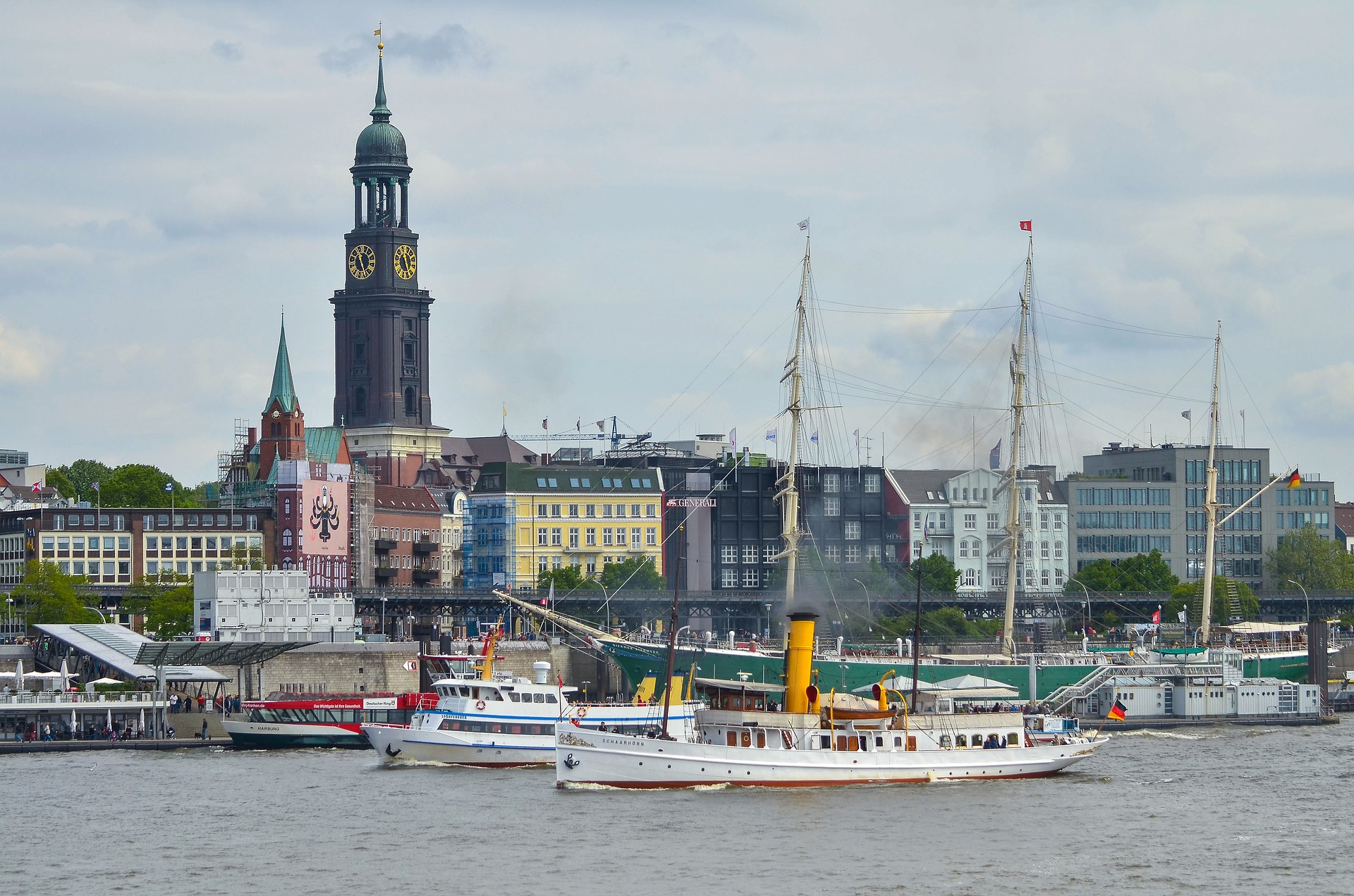 Amburgo cosa vedere in 4 giorni