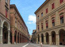 I portici di Bologna patrimonio dell'Unesco