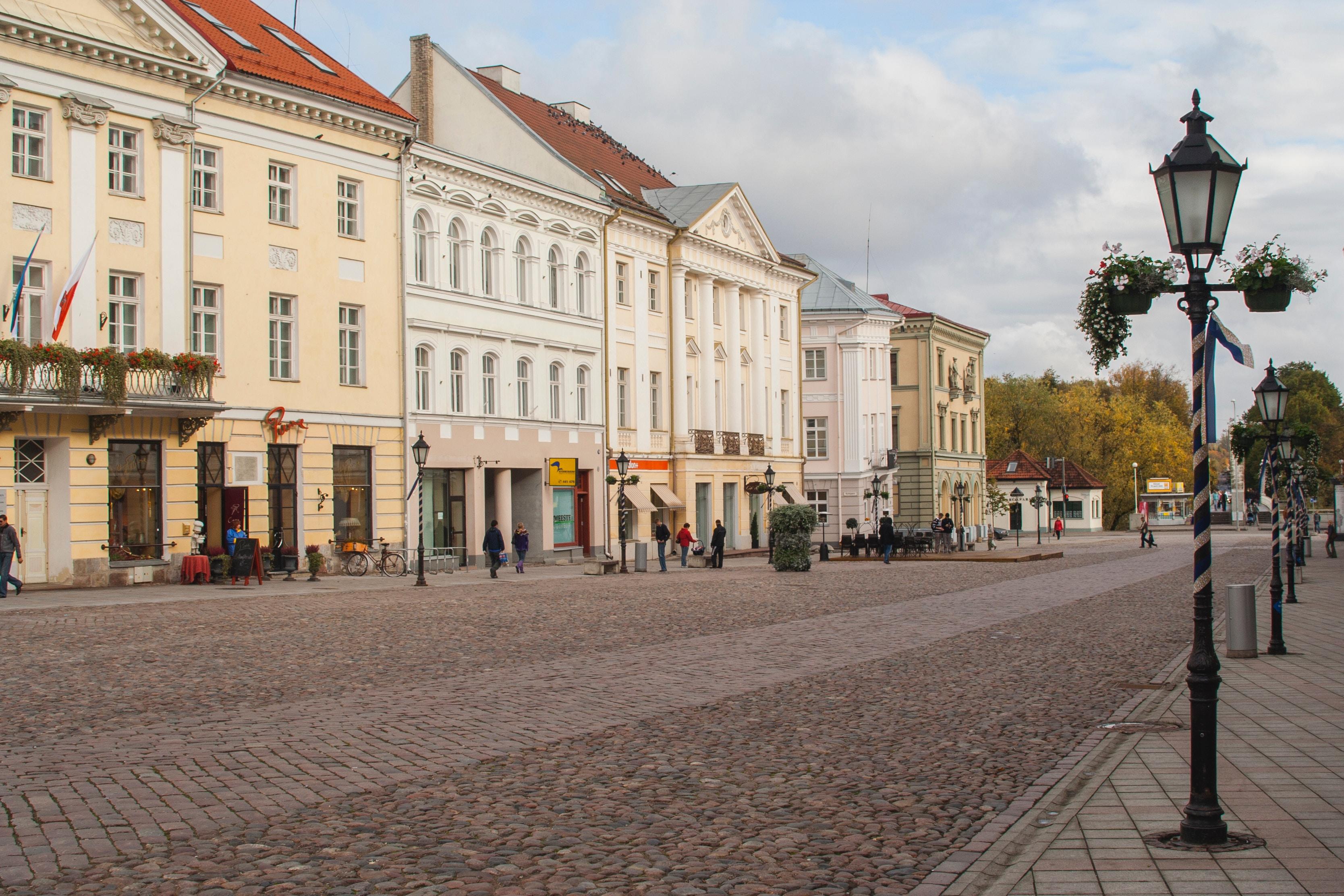 Tartu Estonia cosa vedere: