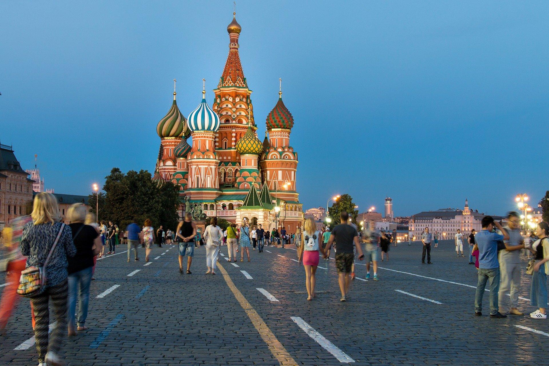 Piazza Rossa Mosca: dimensioni, storia, perché si chiama così