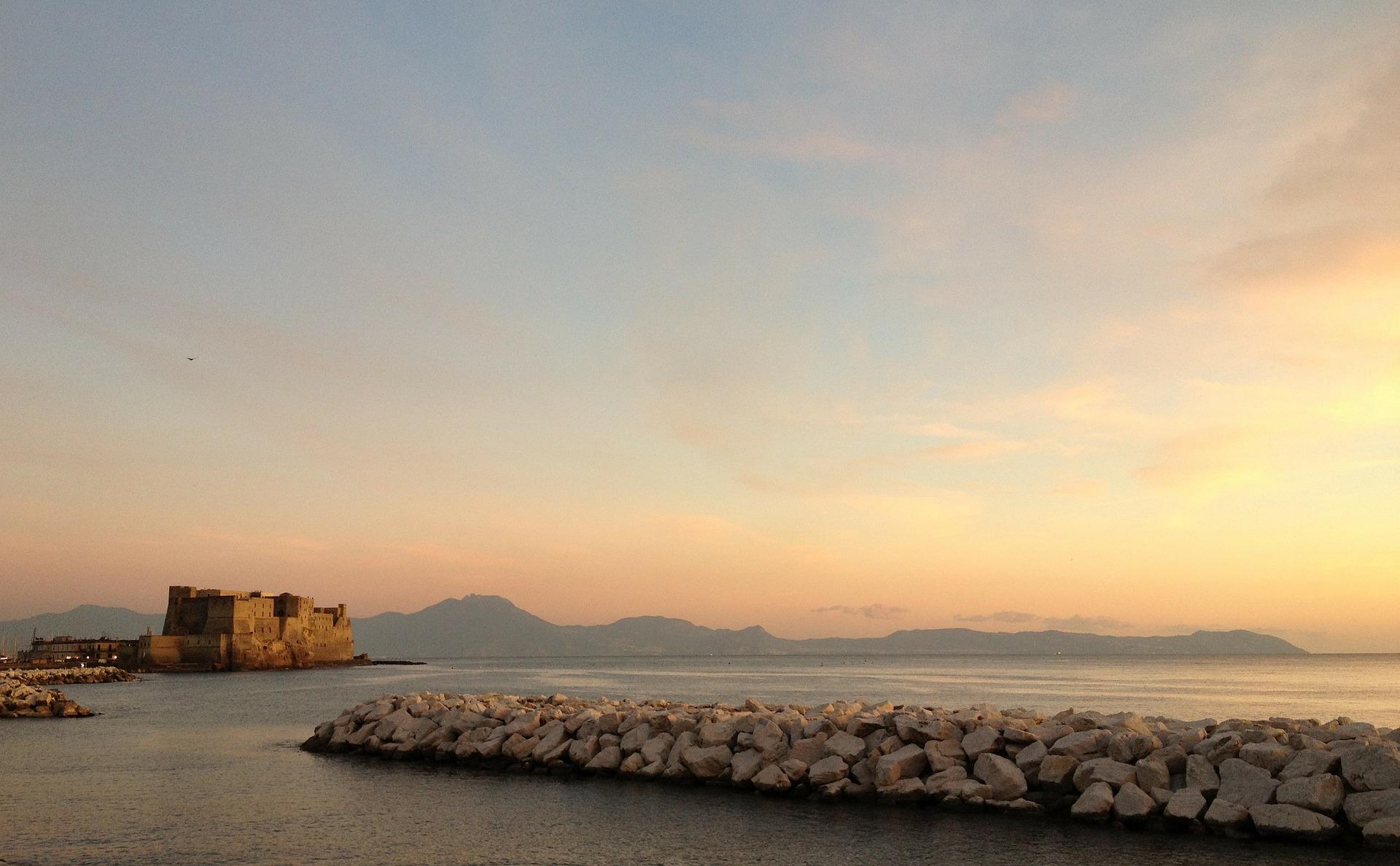 Villa di Un Posto al Sole a Napoli