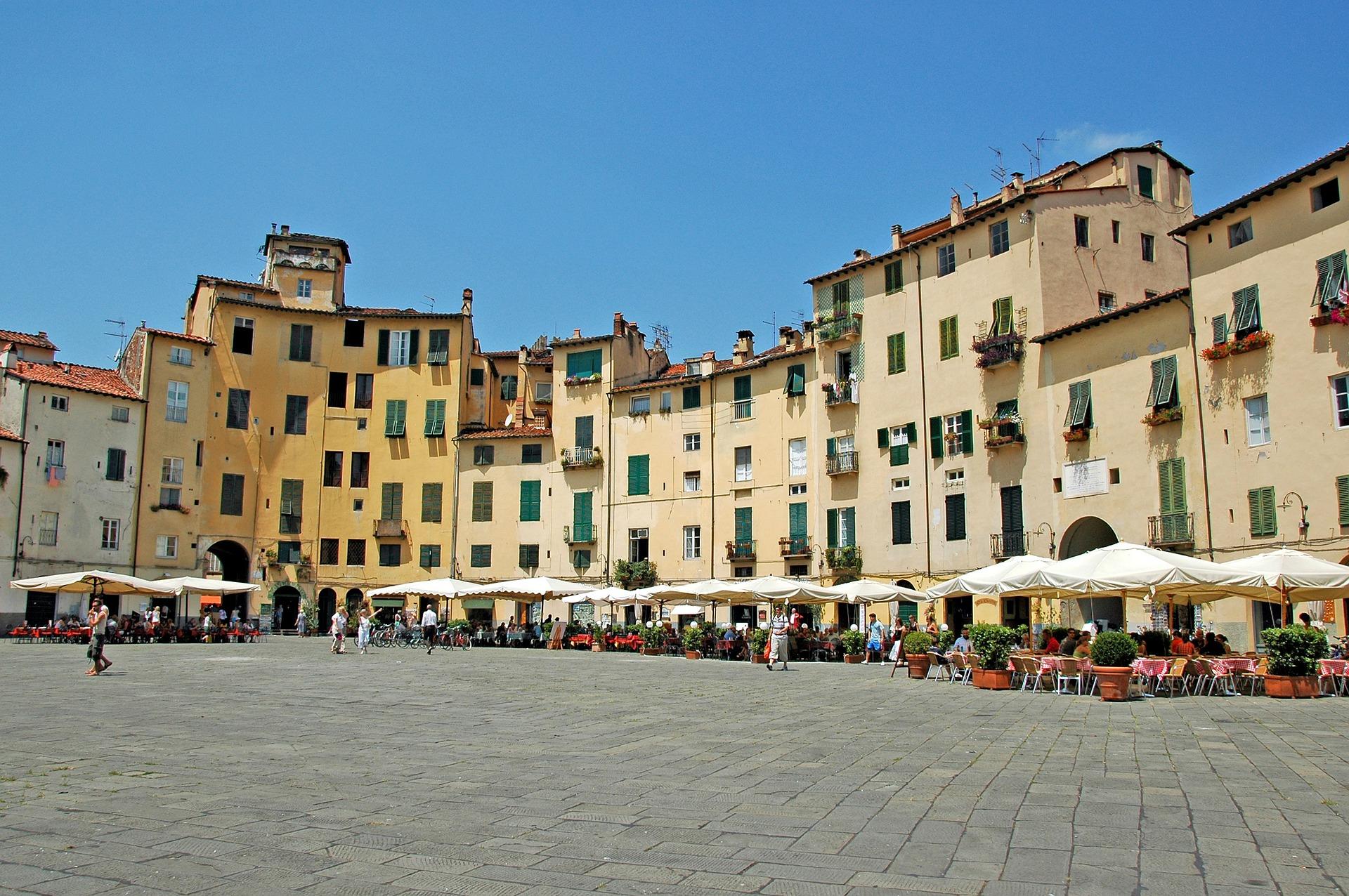 Lucca cosa vedere e dove mangiare