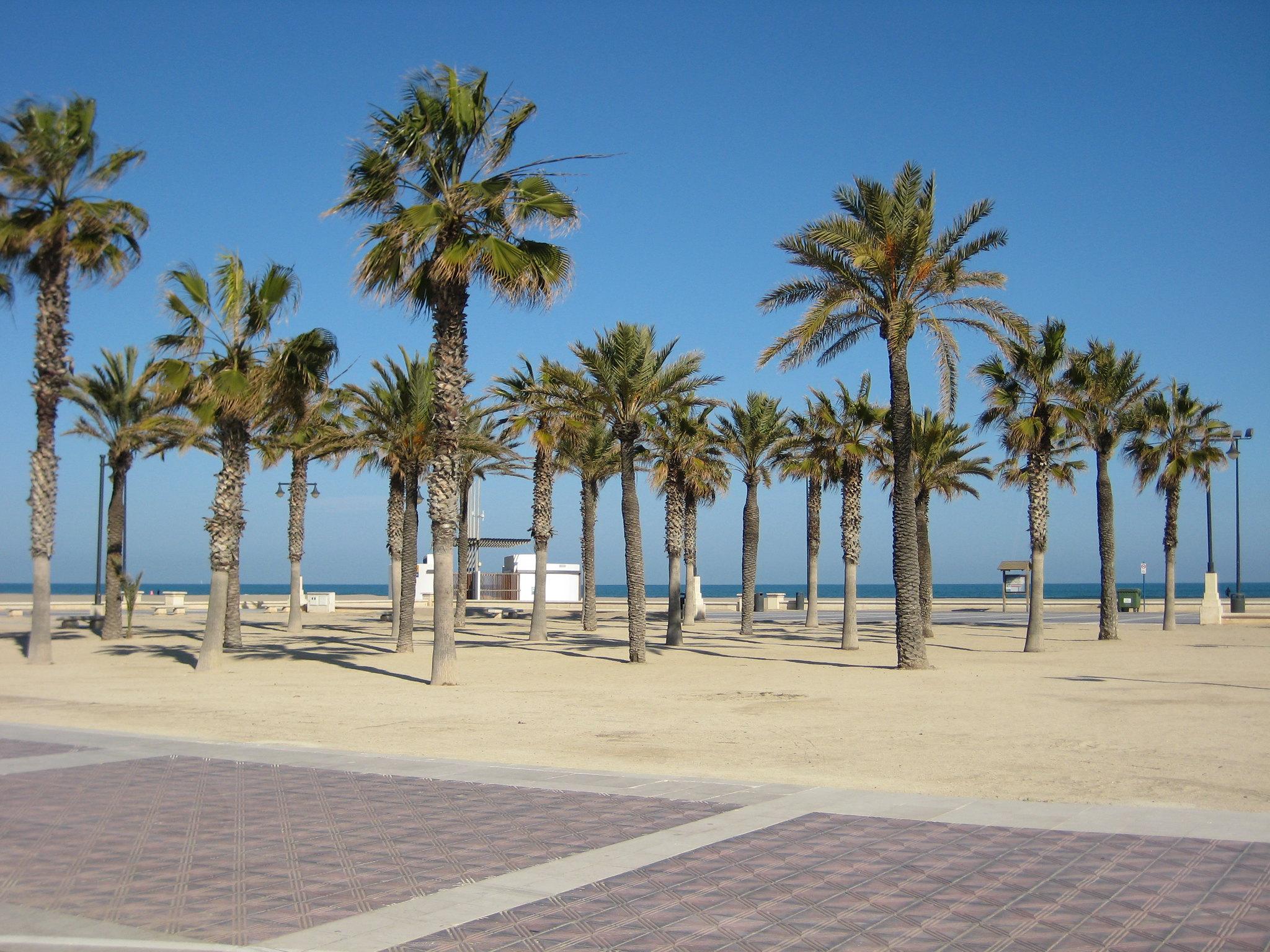 Spiaggia Malvarossa