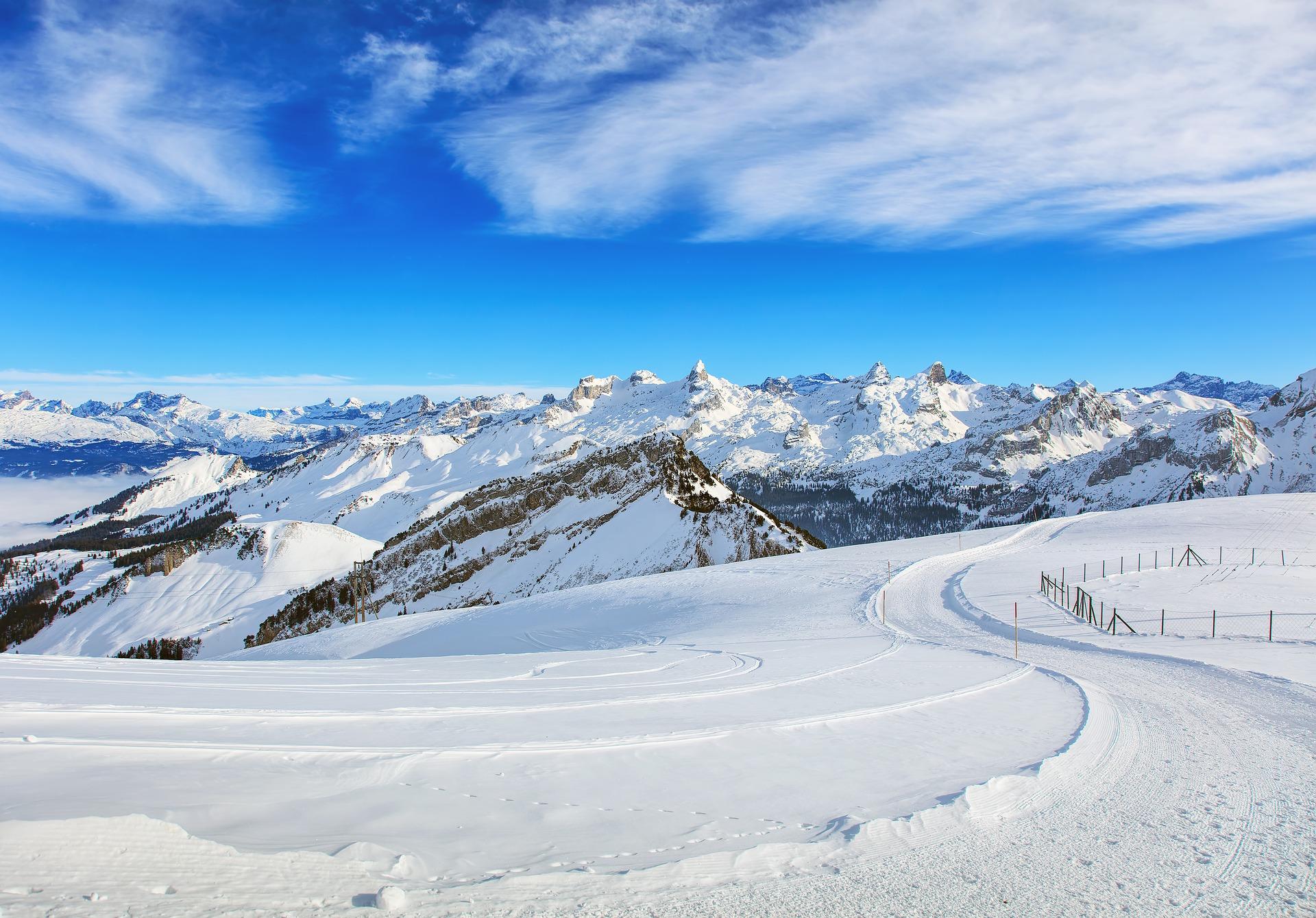 svizzera sci