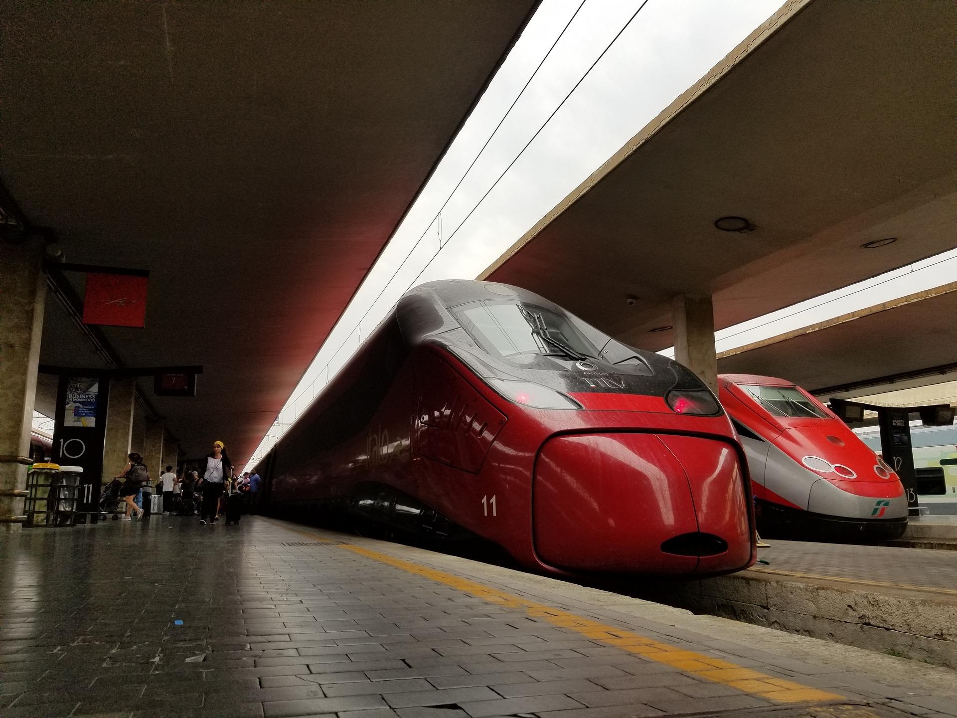 Italo treno biglietti offerte Roma Milano