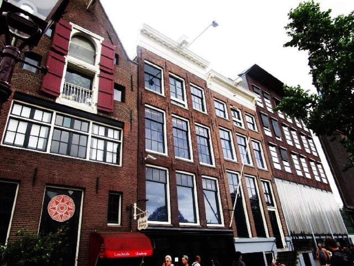 Visita alla Casa di Anna Frank ad Amsterdam